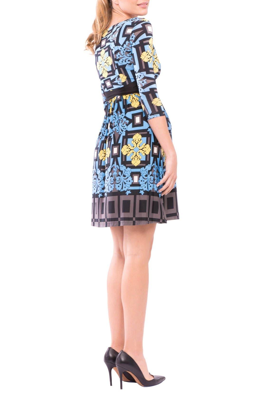Jennifer Maternity Dress,                             Alternate thumbnail 2, color,                             057