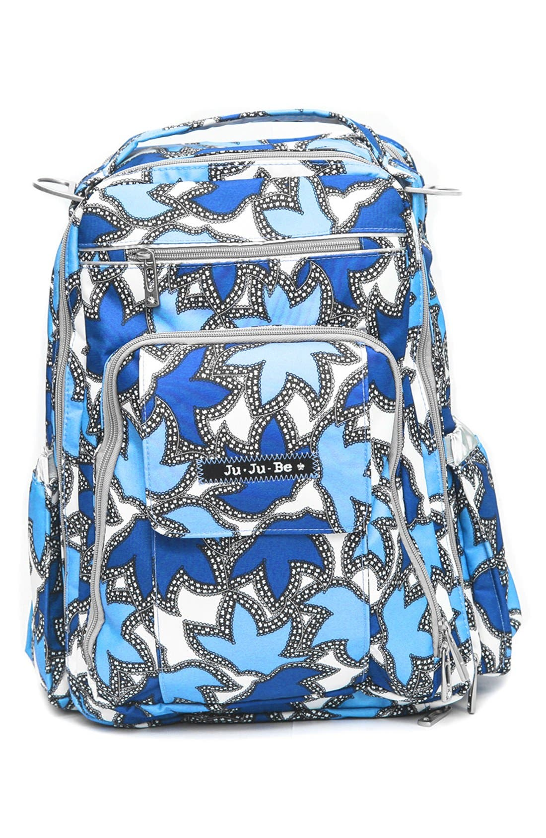 'Be Right Back' Diaper Backpack,                             Main thumbnail 19, color,