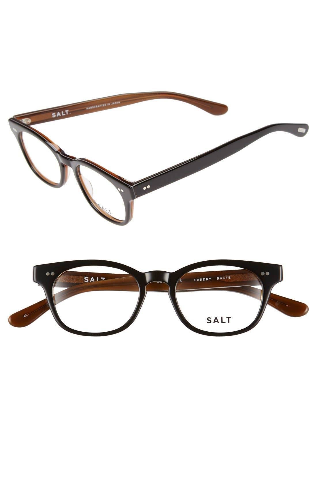 'Landry' 46mm Optical Glasses, Main, color, 002