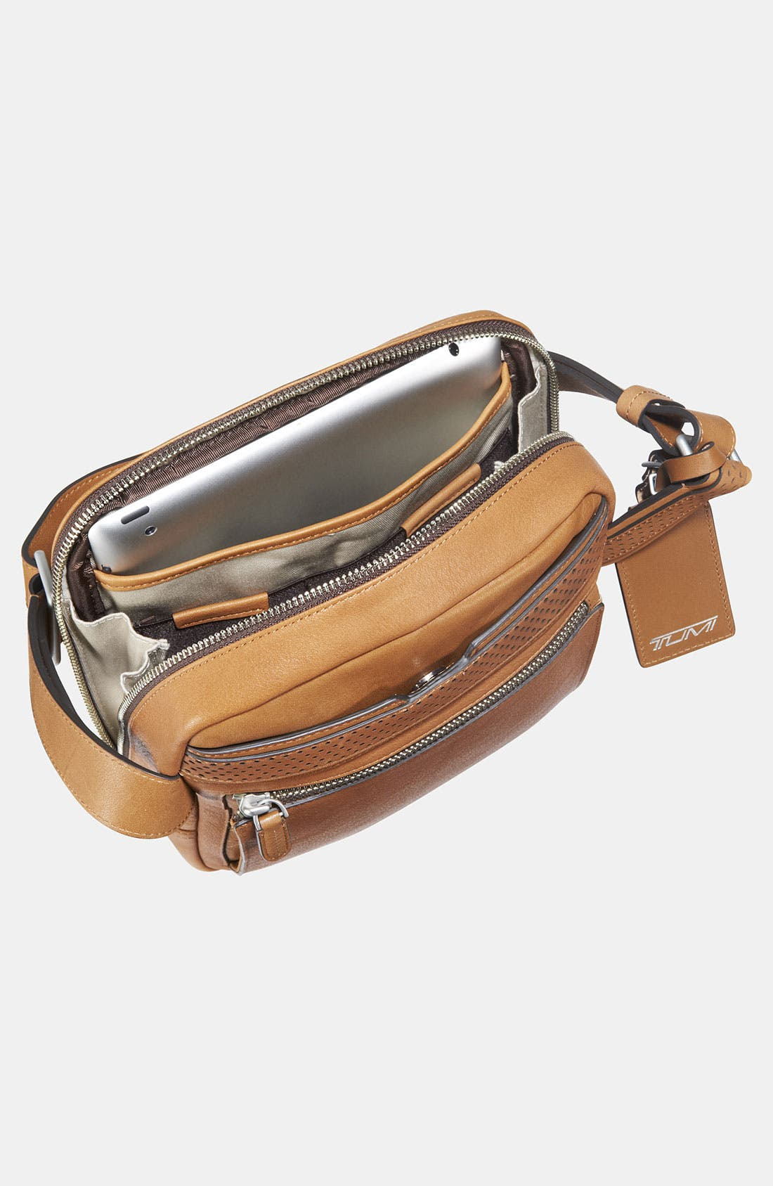 'Ducati Retro - Bronco' Crossbody Bag,                             Alternate thumbnail 5, color,                             219