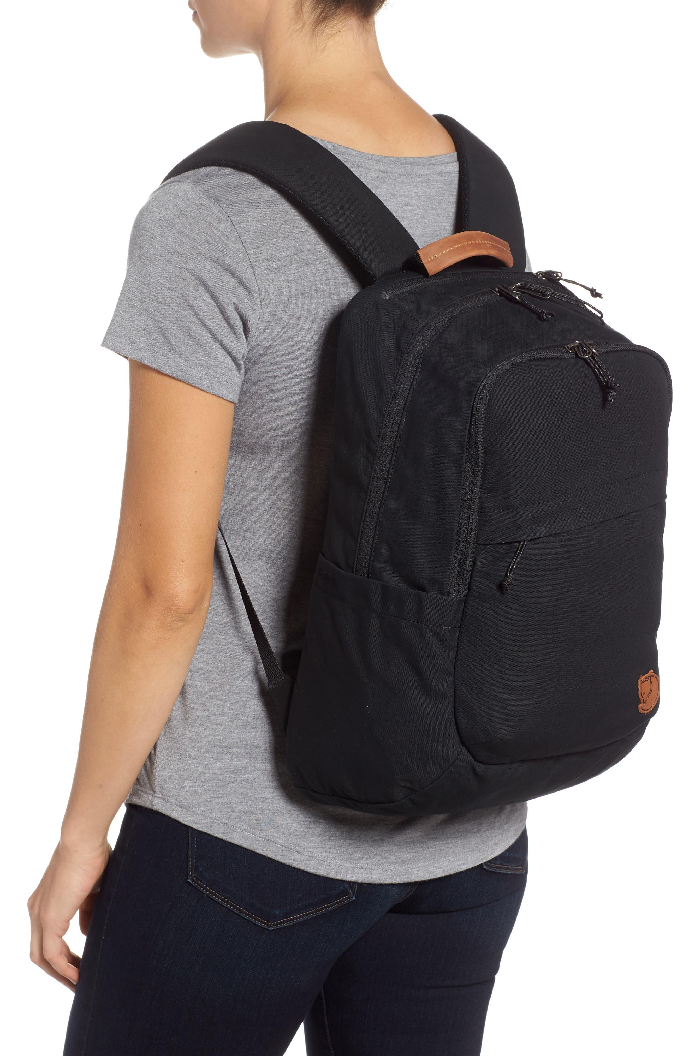 Räven 20L Backpack,                             Alternate thumbnail 2, color,                             BLACK