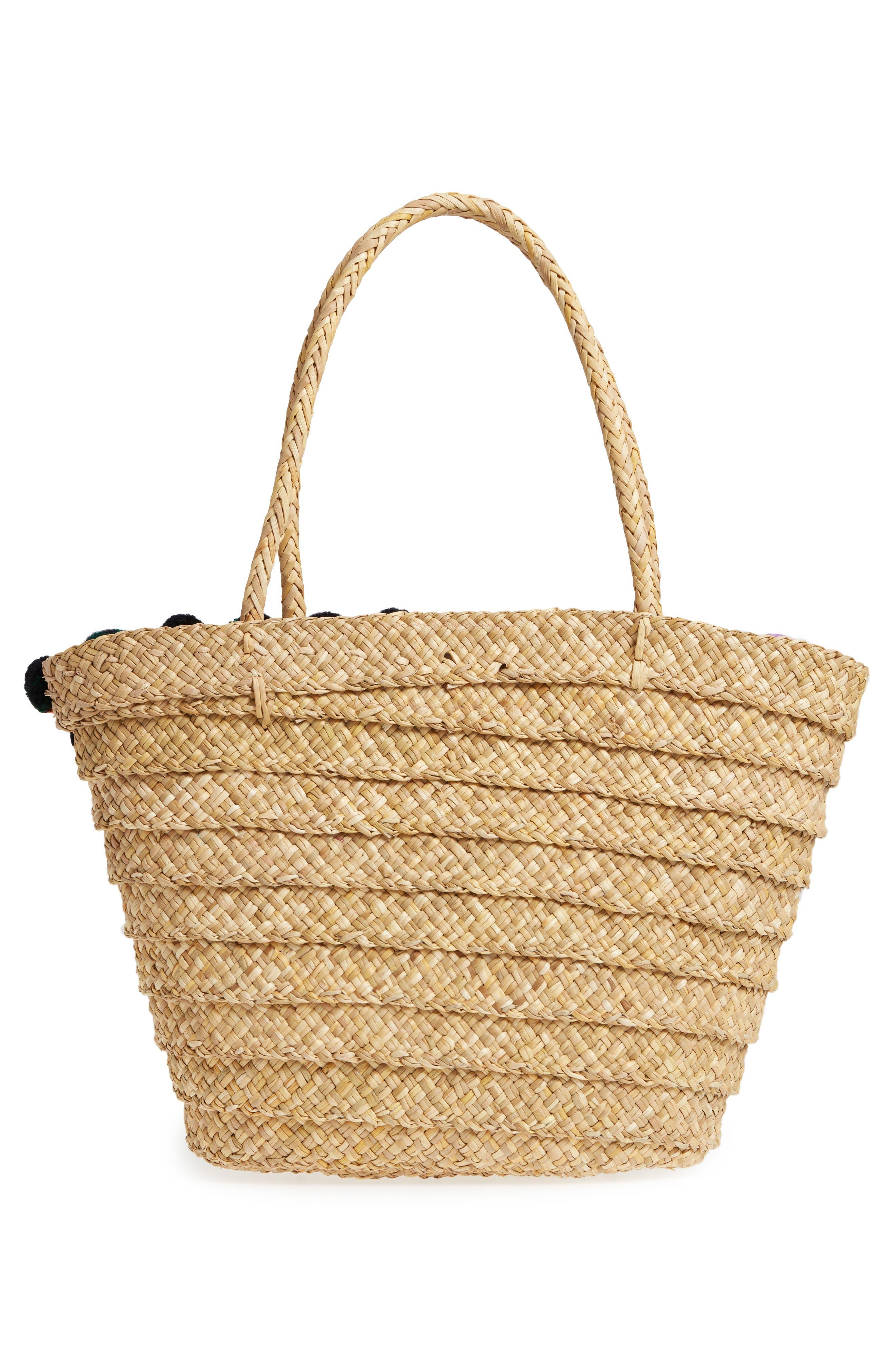 PITUSA,                             Dreamy Beach Bag,                             Alternate thumbnail 3, color,                             250