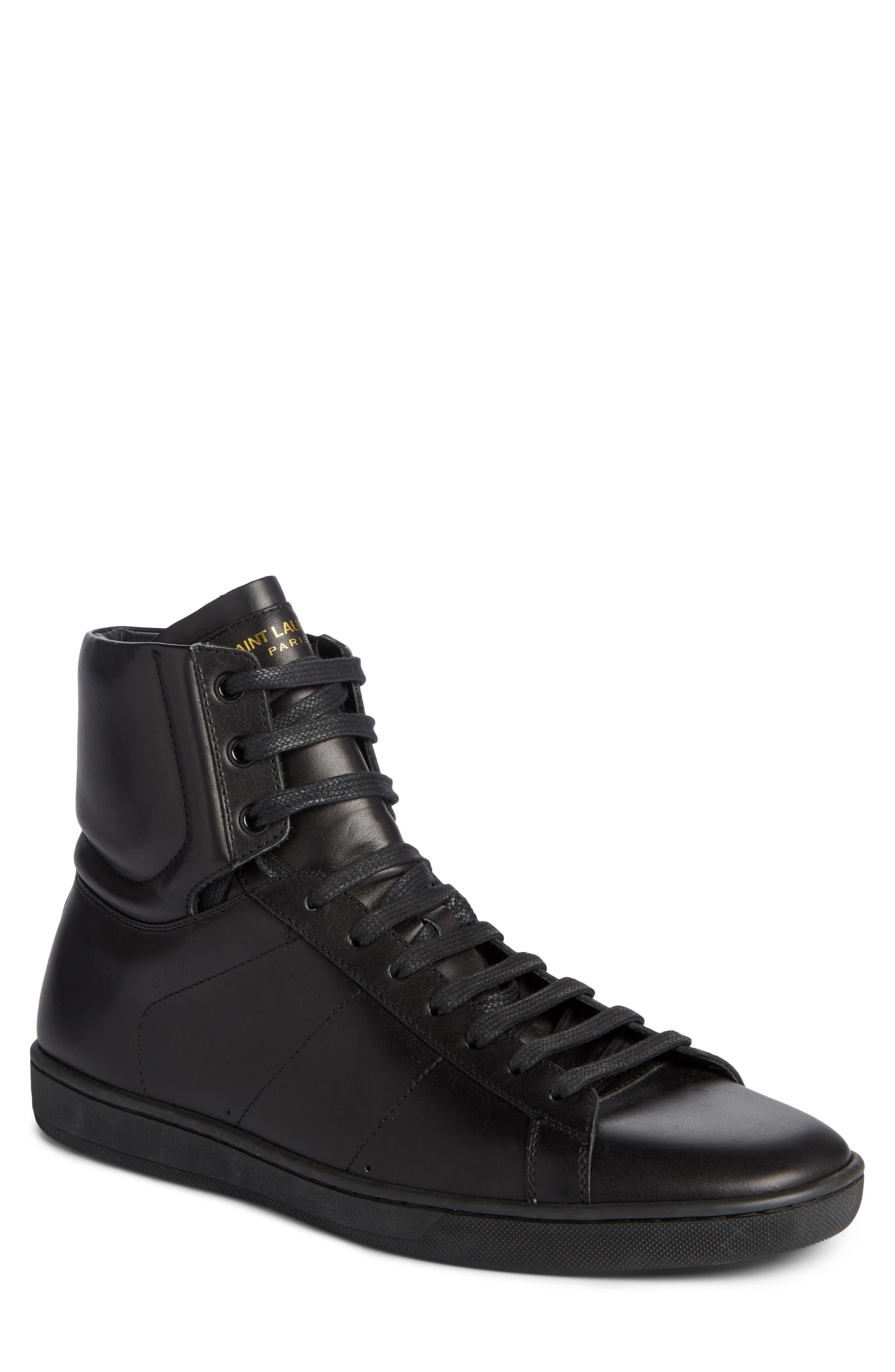 Signature Court Classic Sneaker,                             Main thumbnail 1, color,                             001