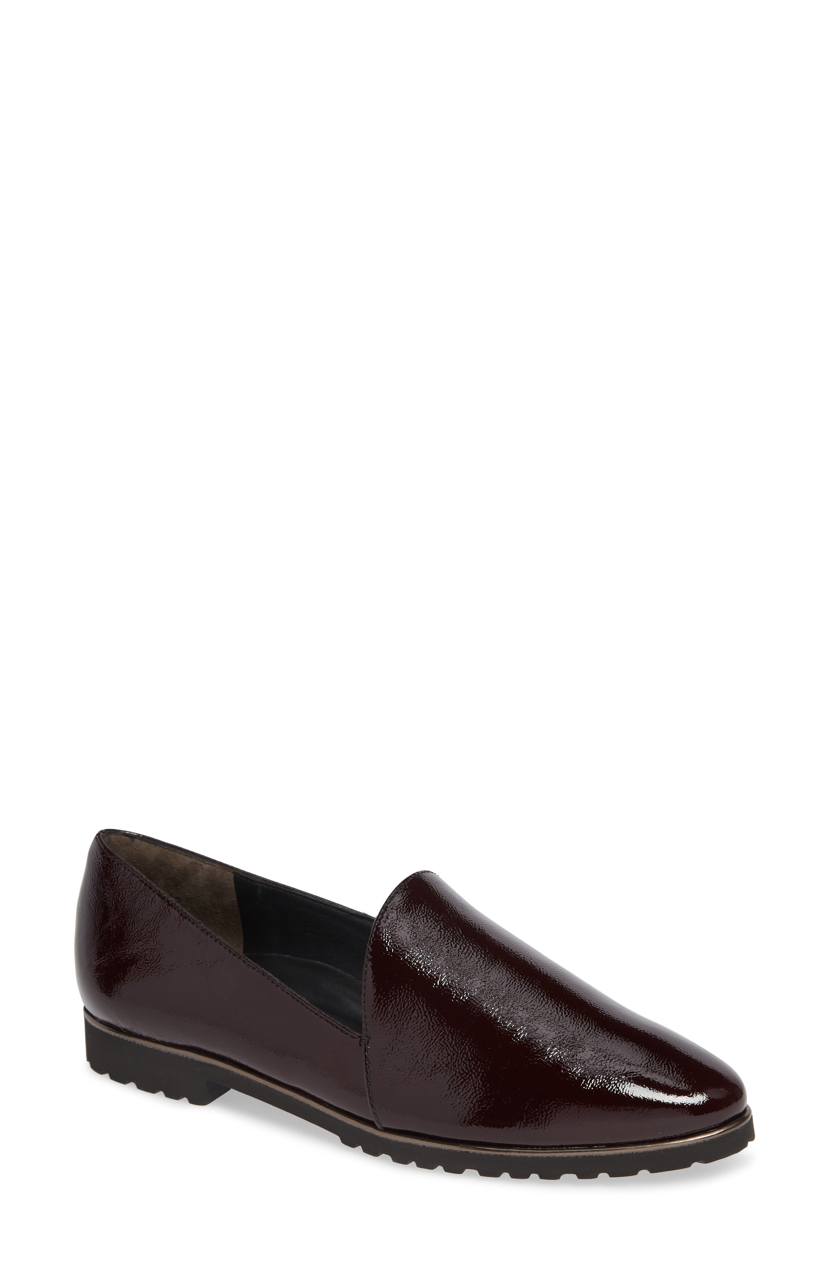 Paul Green Uptown Loafer, US / 4.5UK - Red