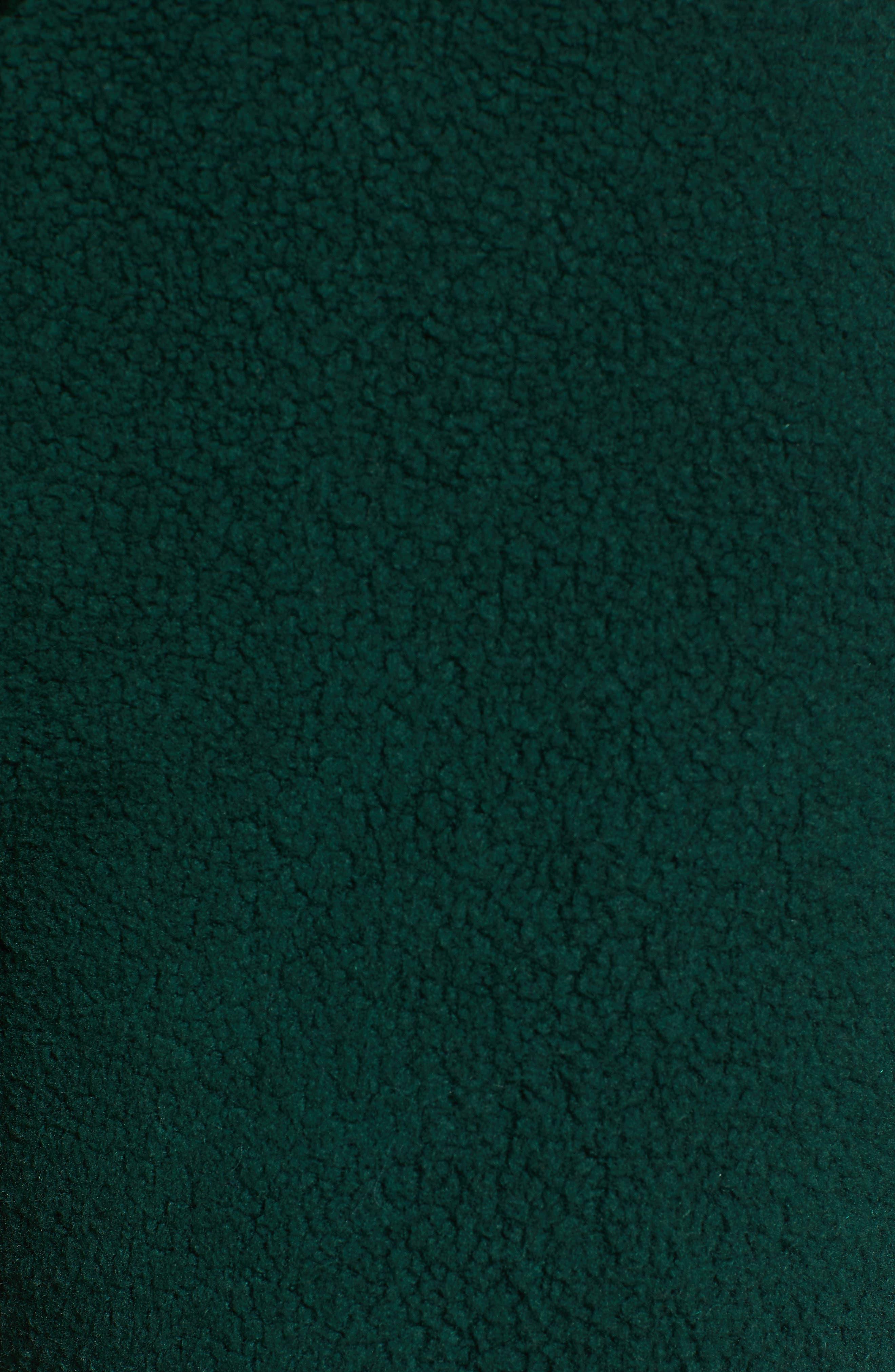 Velvet Stripe Sweatpants,                             Alternate thumbnail 5, color,                             BOTANICAL GREEN