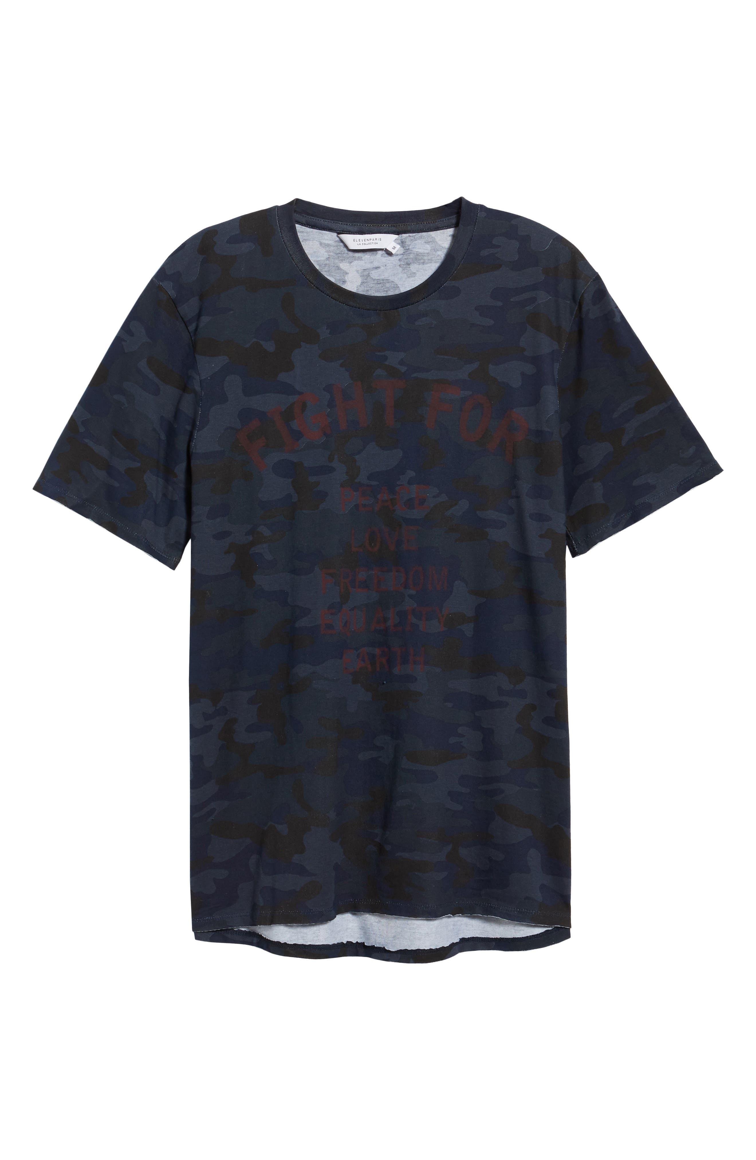 Noght T-Shirt,                             Alternate thumbnail 6, color,                             001