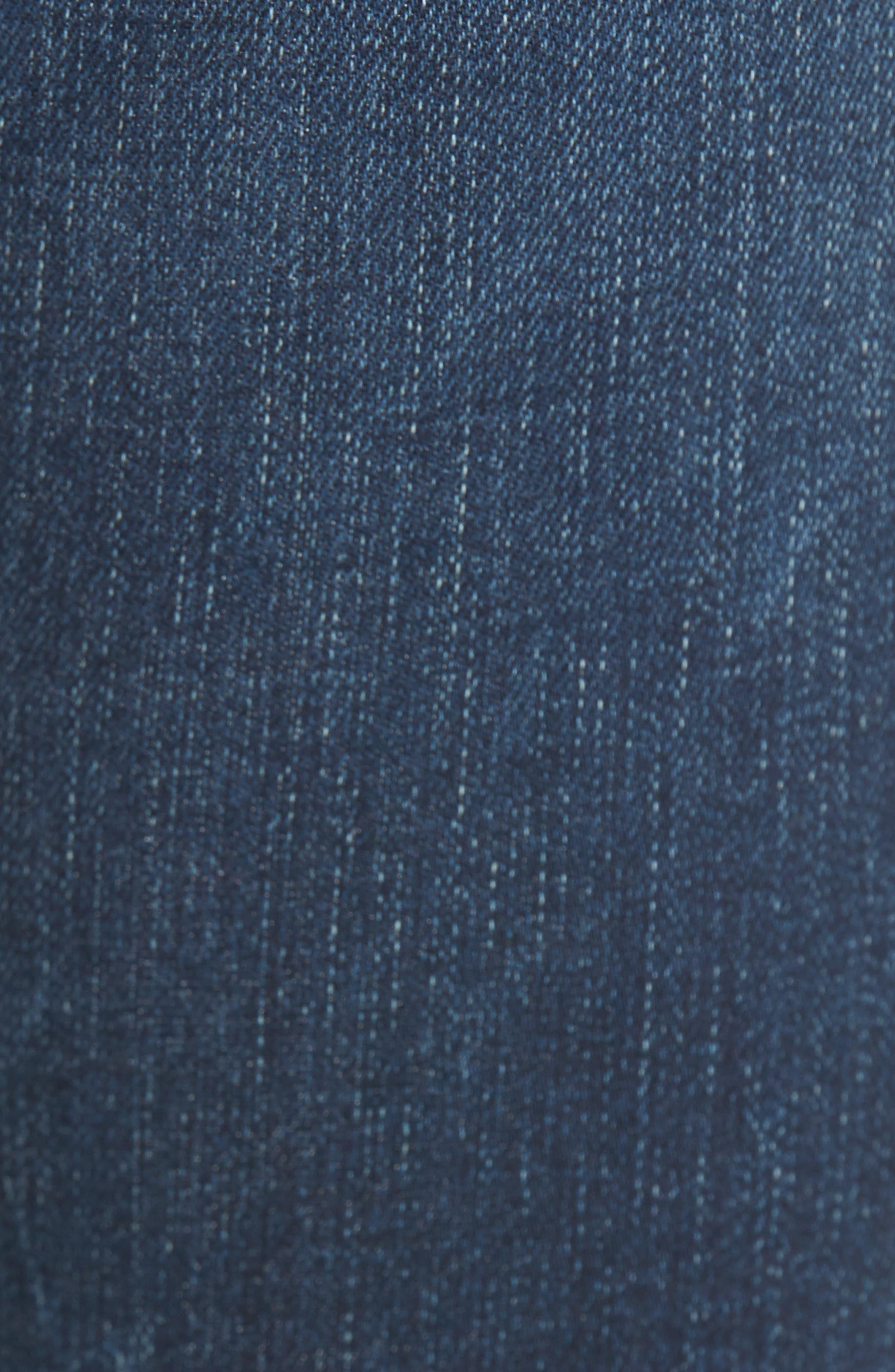 Sleep Song Skinny Jeans,                             Alternate thumbnail 5, color,                             400