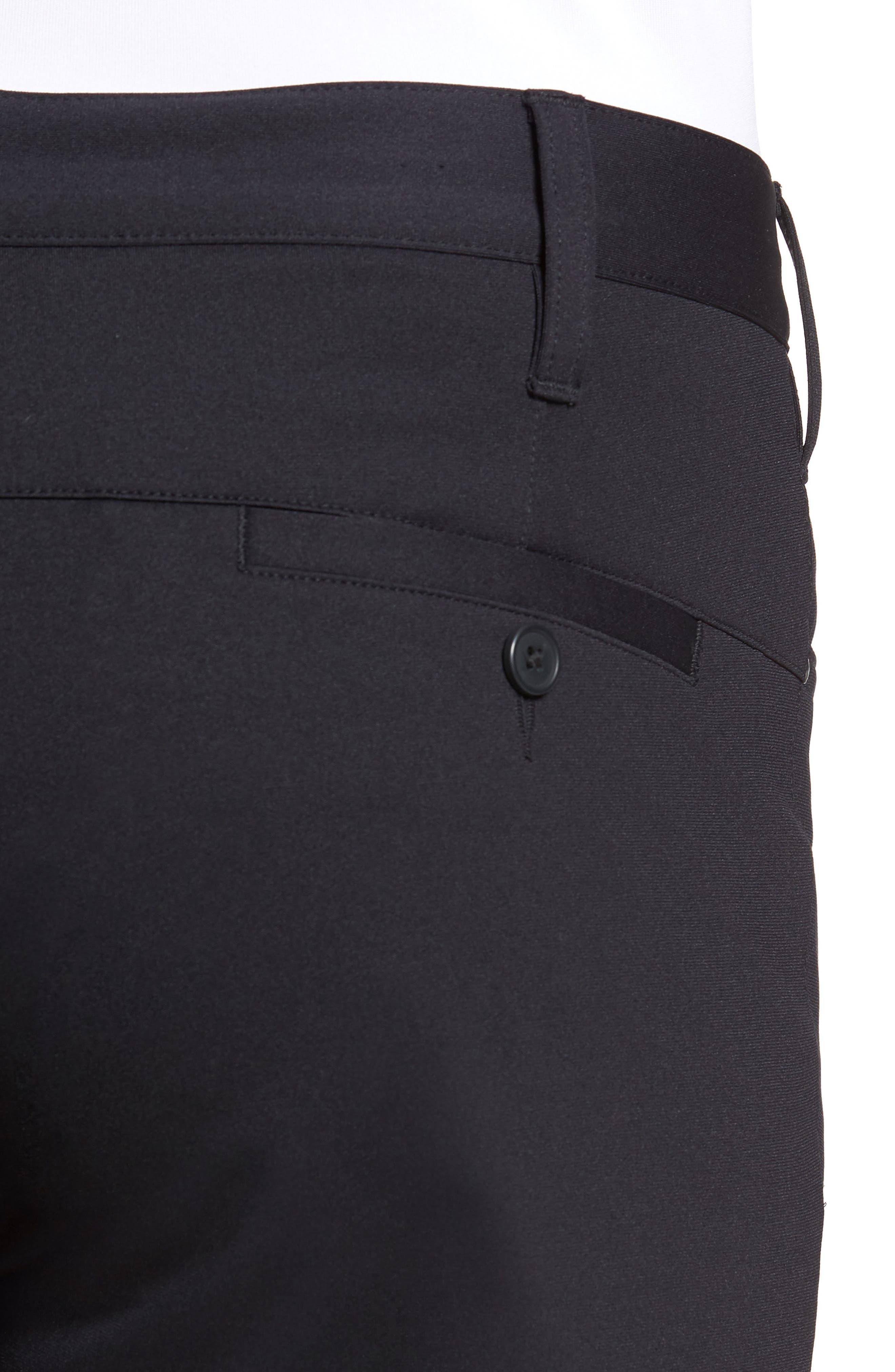 R18 Tech Pants,                             Alternate thumbnail 4, color,                             BLACK