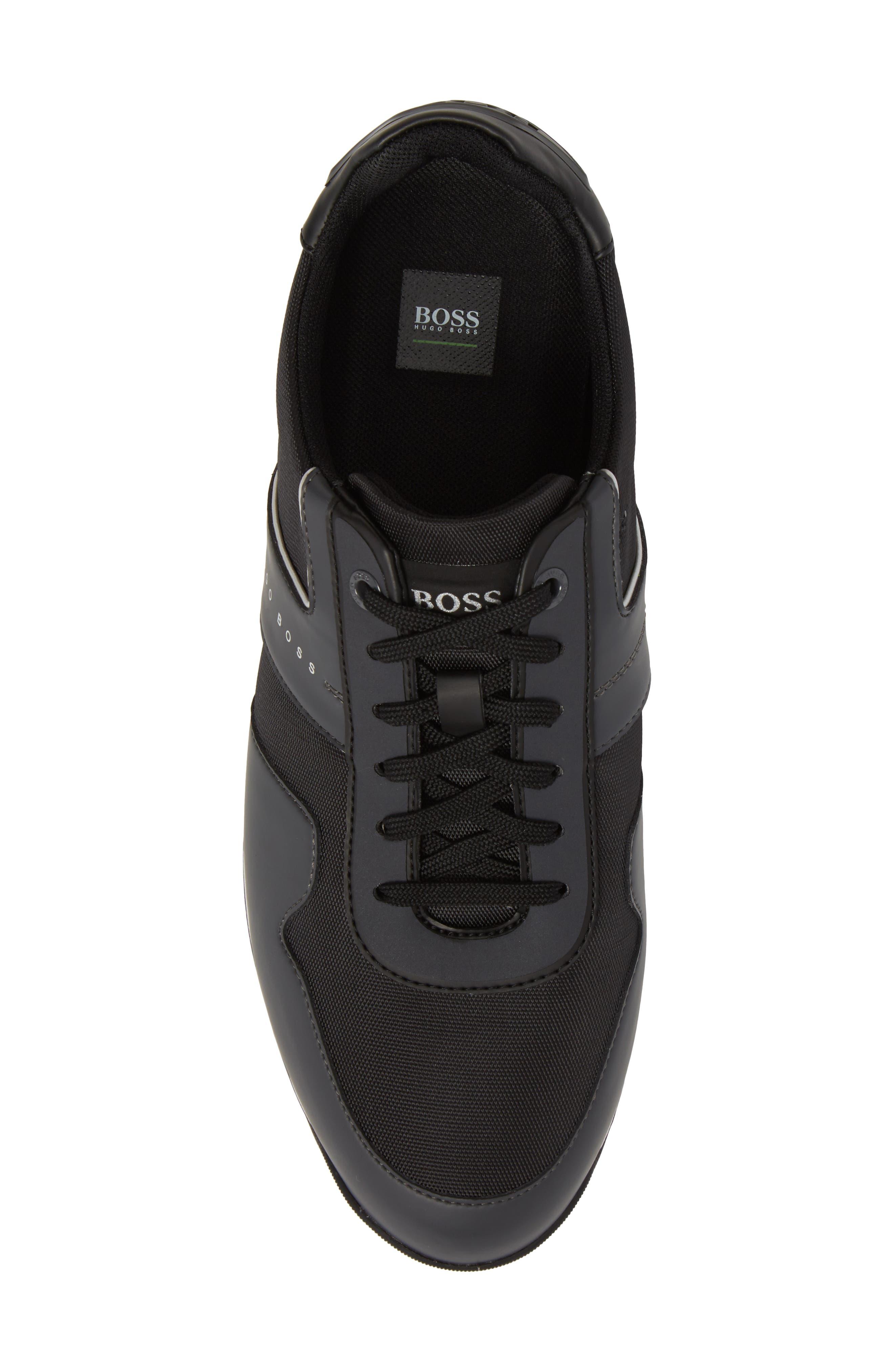 Maze Water Resistant Low Top Sneaker,                             Alternate thumbnail 5, color,                             020