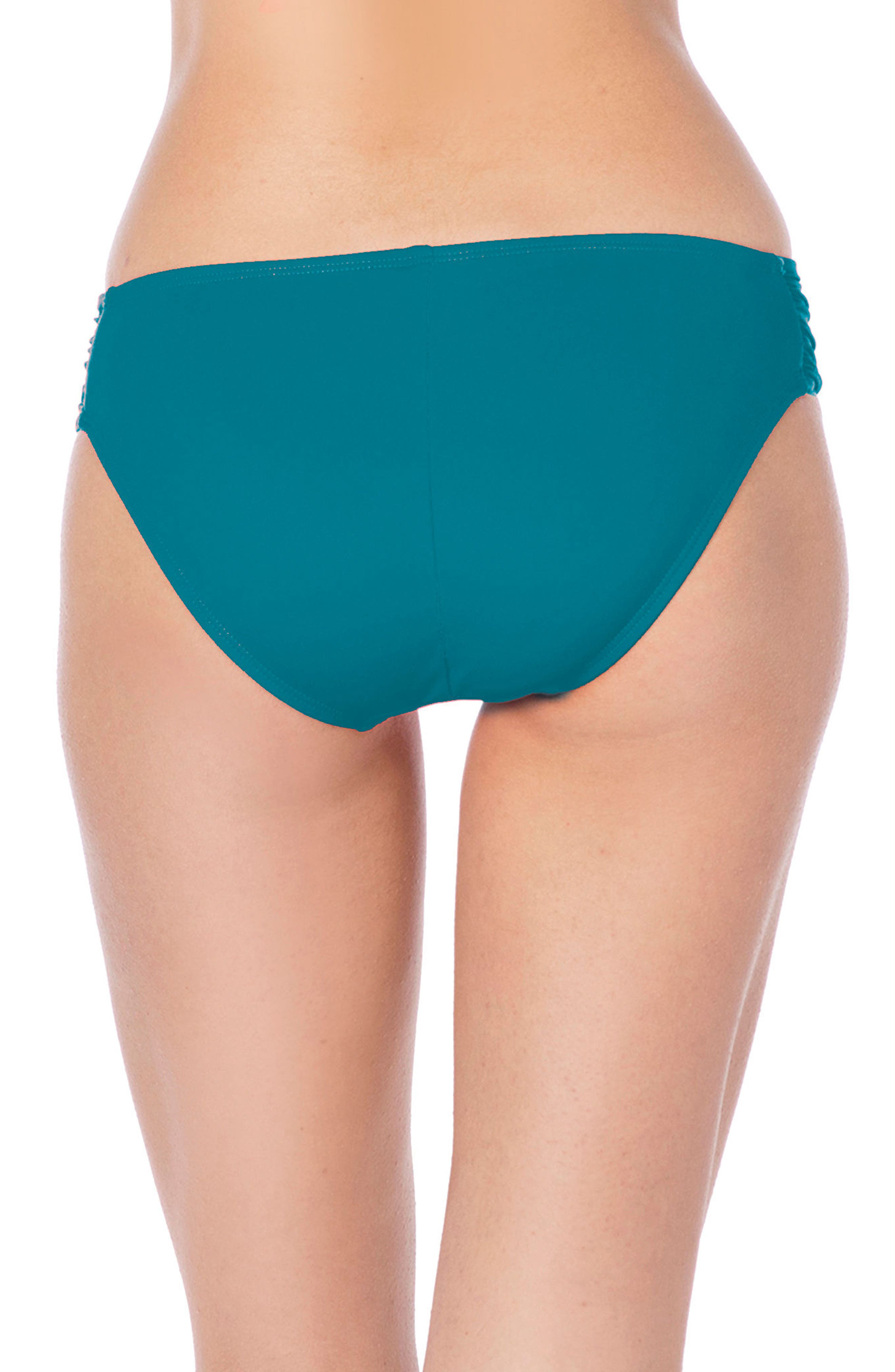 Island Goddess Hipster Bikini Bottoms,                             Alternate thumbnail 24, color,
