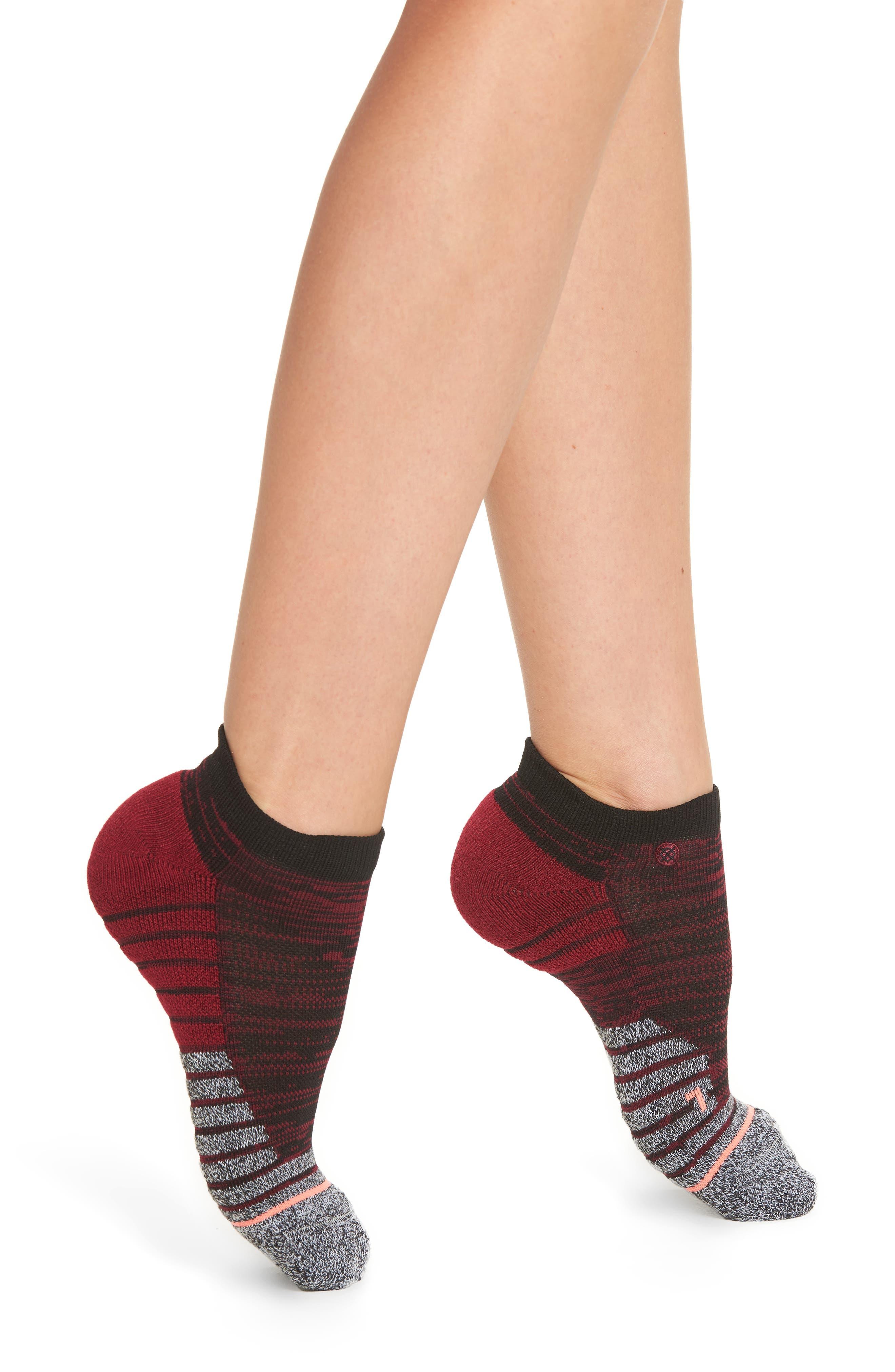 Circuit Athletic Low Cut Socks,                             Main thumbnail 2, color,