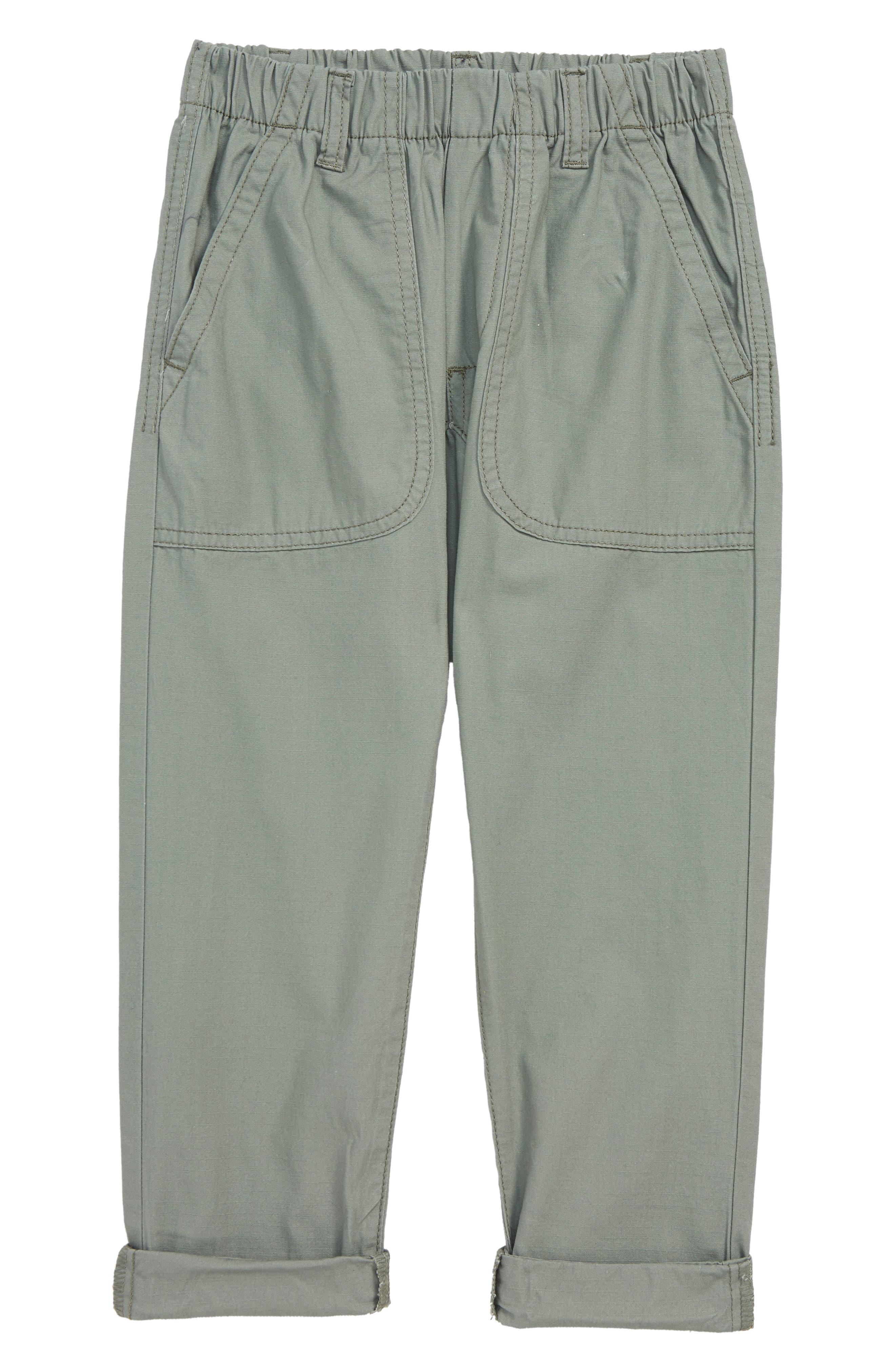 Pull On Pants,                             Main thumbnail 1, color,                             GREEN AGAVE