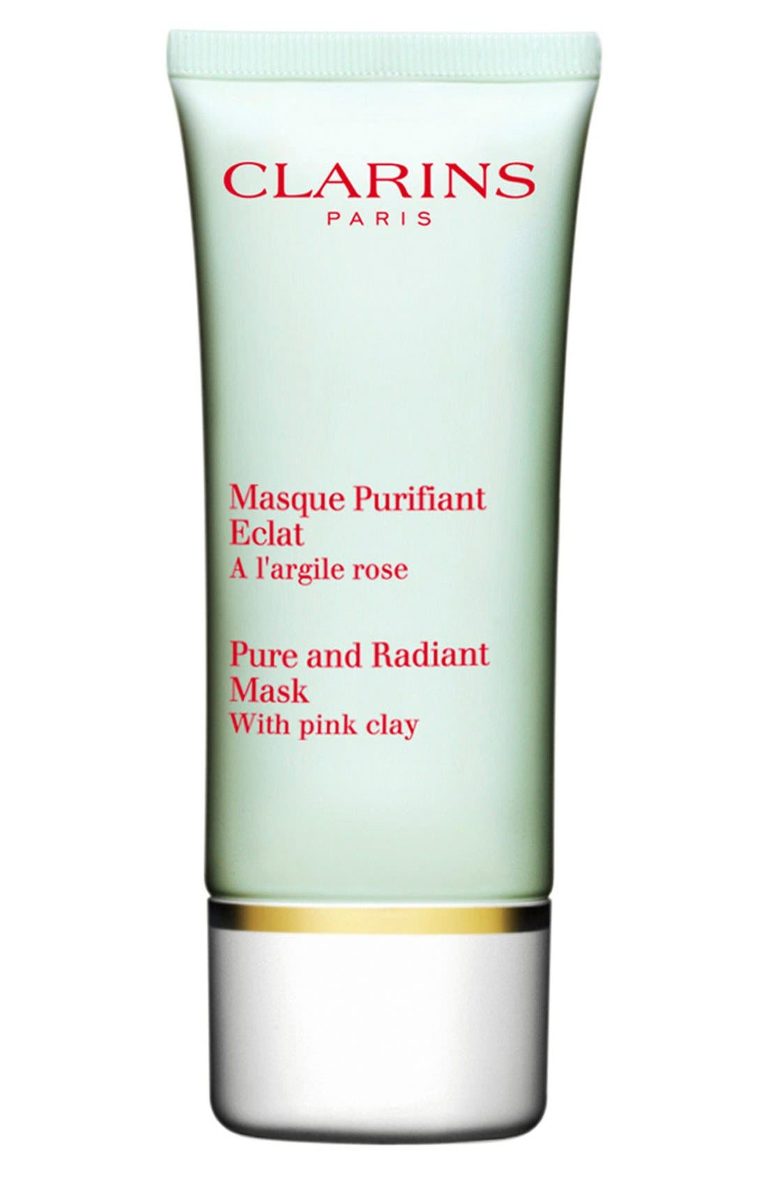 Truly Matte Pure & Radiant Mask,                             Main thumbnail 1, color,                             000
