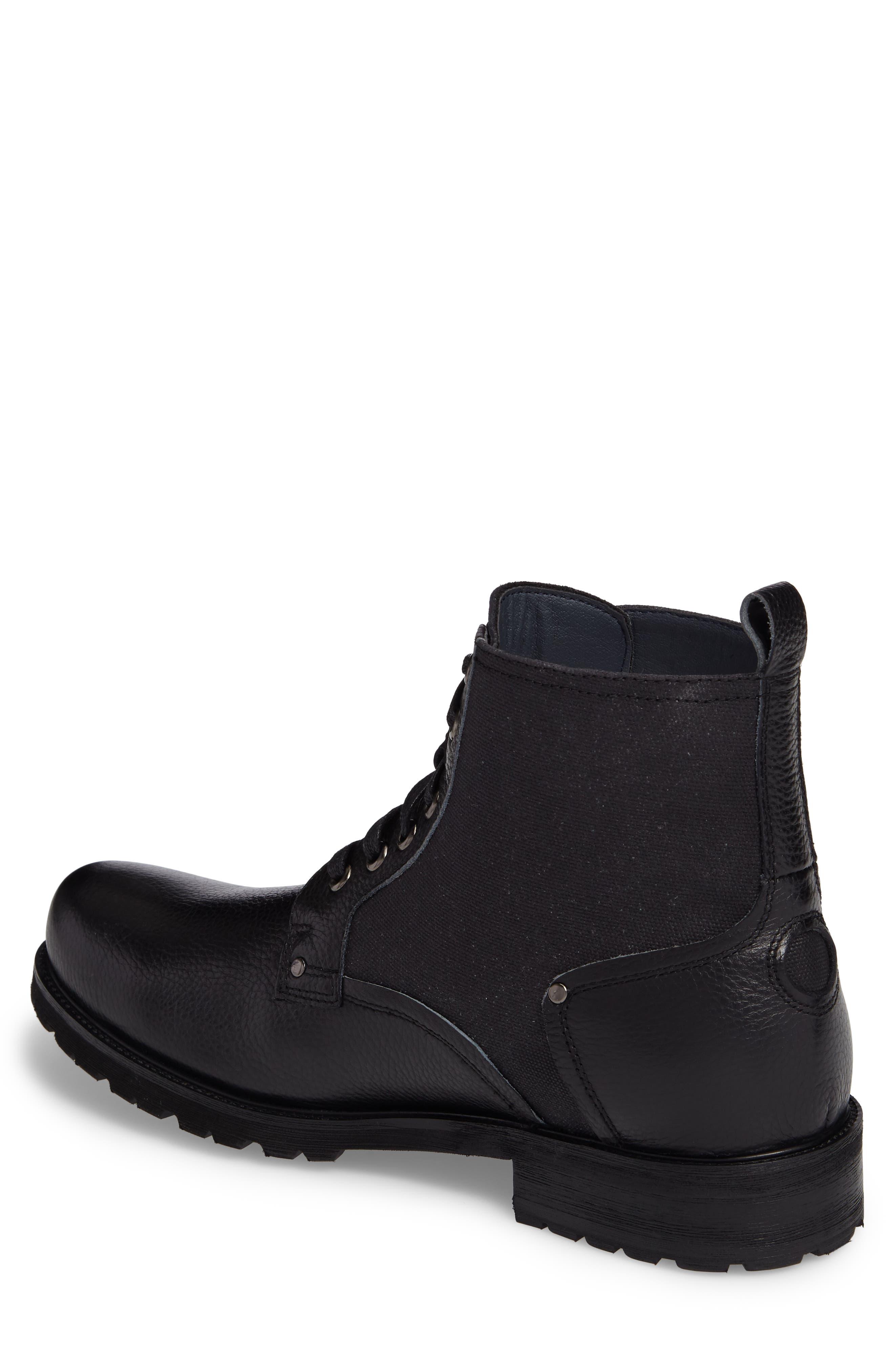 Whitley Plain Toe Boot,                             Alternate thumbnail 3, color,