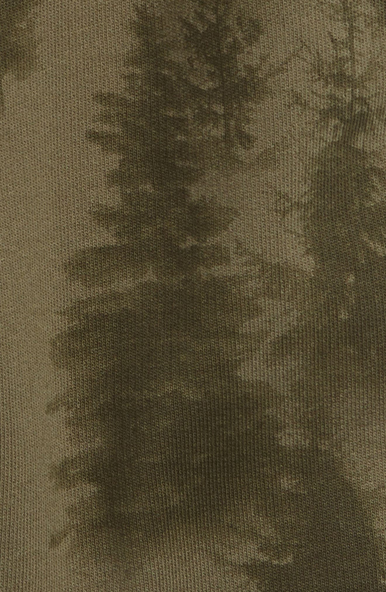 Print Jogger Pants,                             Alternate thumbnail 2, color,                             WALK IN THE WOODS CAMO