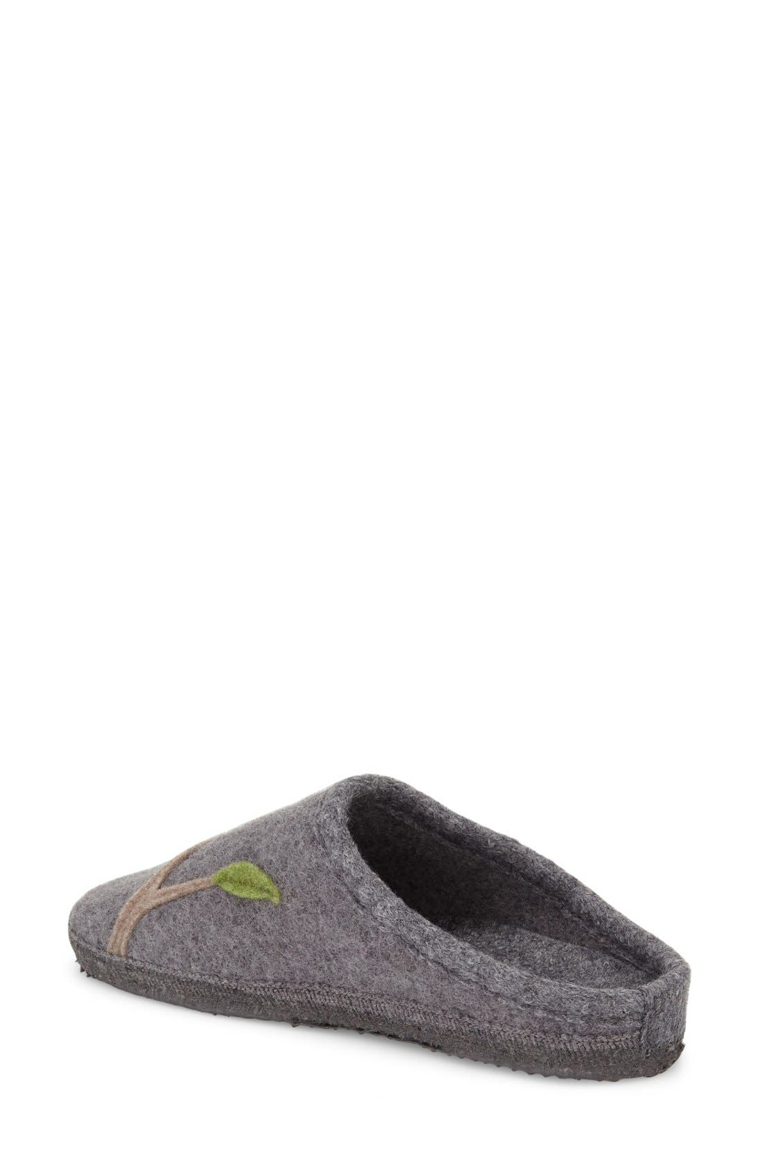 'Angela' Wool Slipper,                             Alternate thumbnail 12, color,