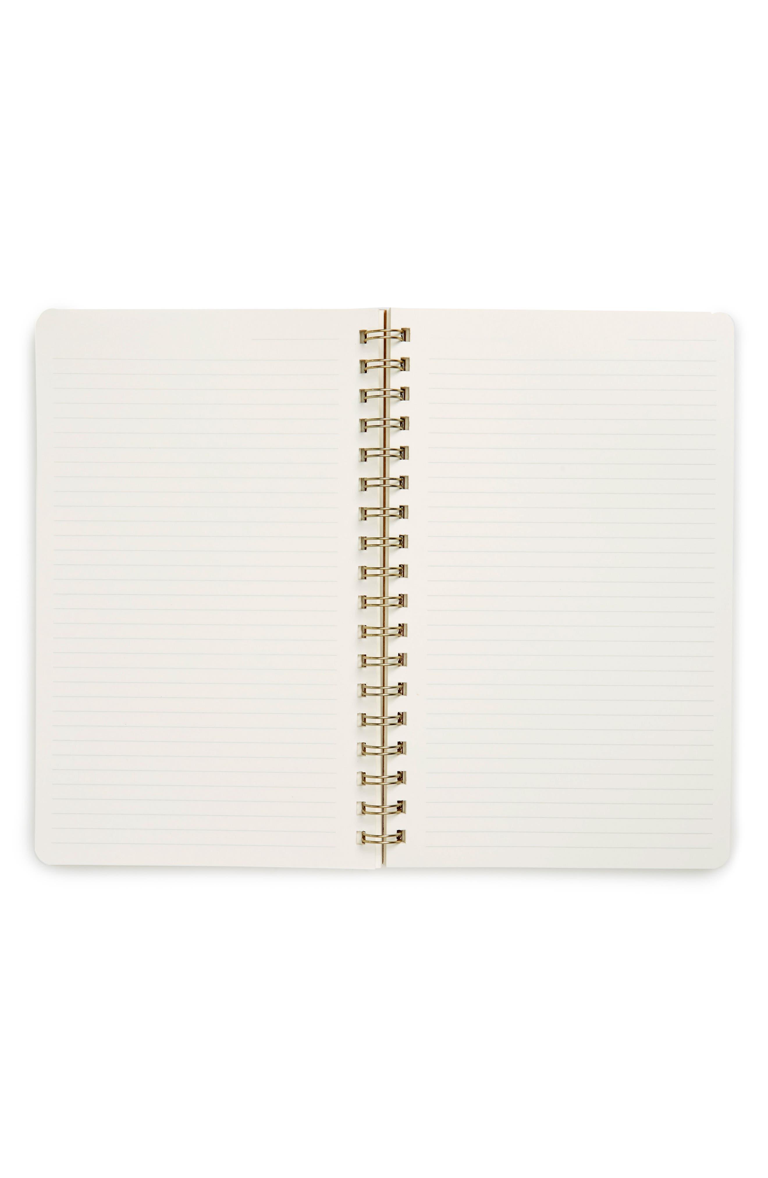 Boss Babe Spiral Notebook,                             Alternate thumbnail 2, color,                             650