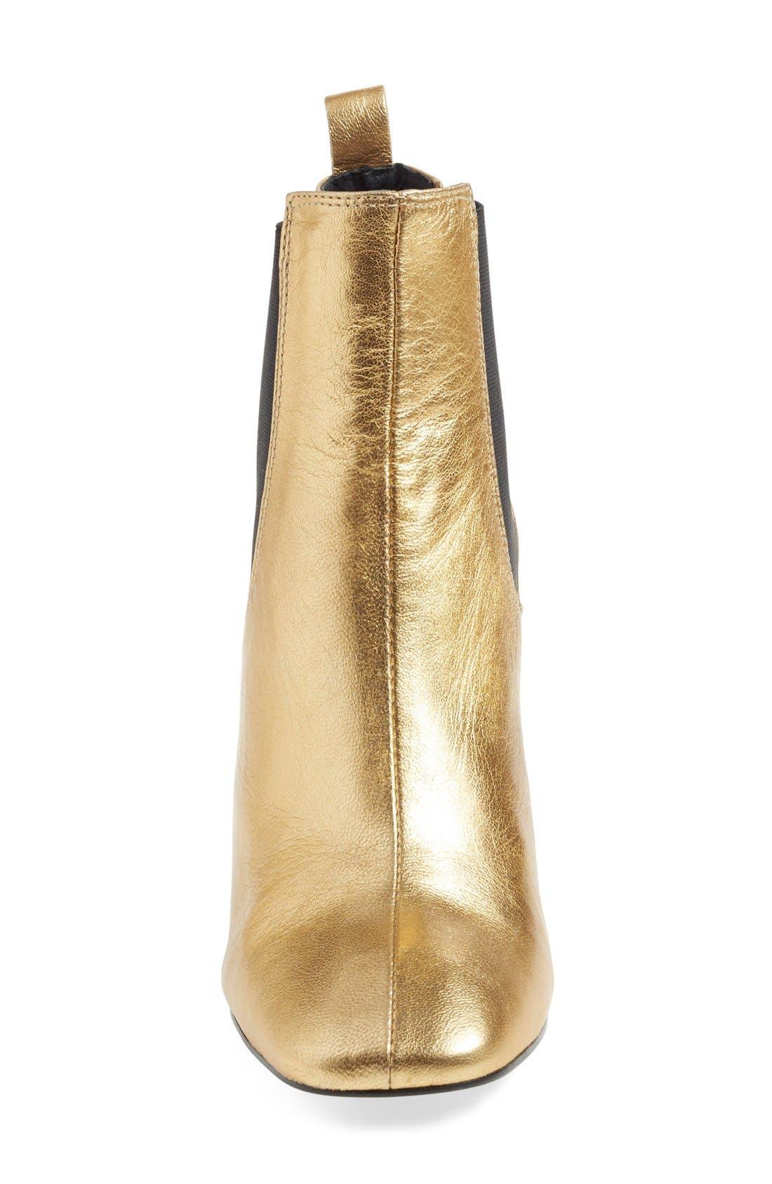 'Maria' Chelsea Block Heel Boot,                             Alternate thumbnail 2, color,                             710