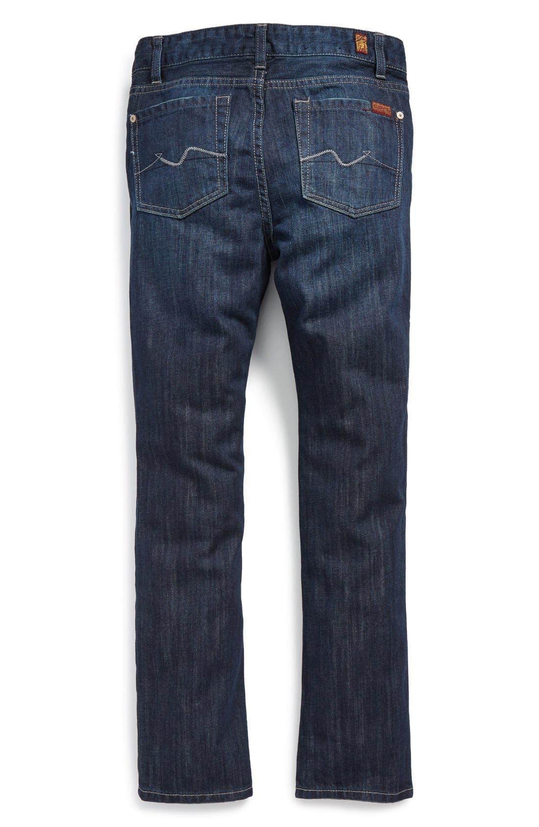 'Slimmy' Jeans,                             Alternate thumbnail 16, color,