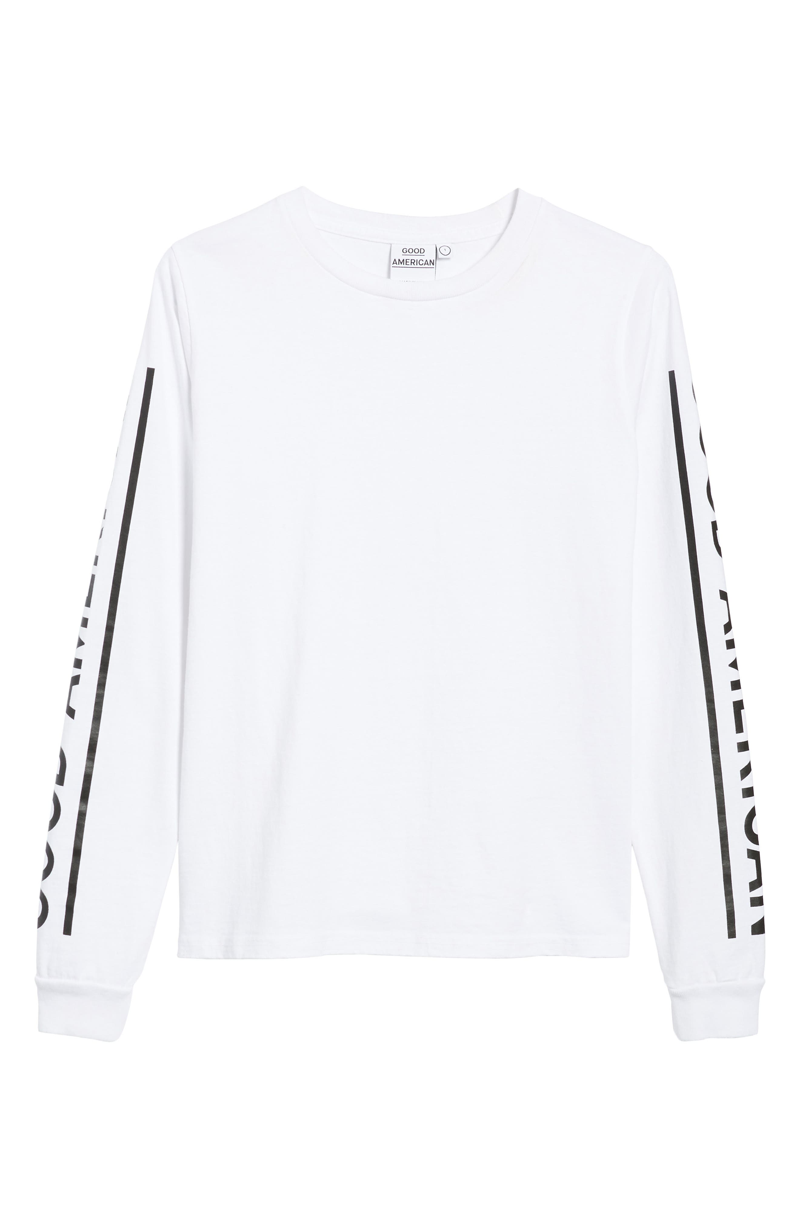Goodies Long Sleeve Graphic Tee,                             Alternate thumbnail 6, color,