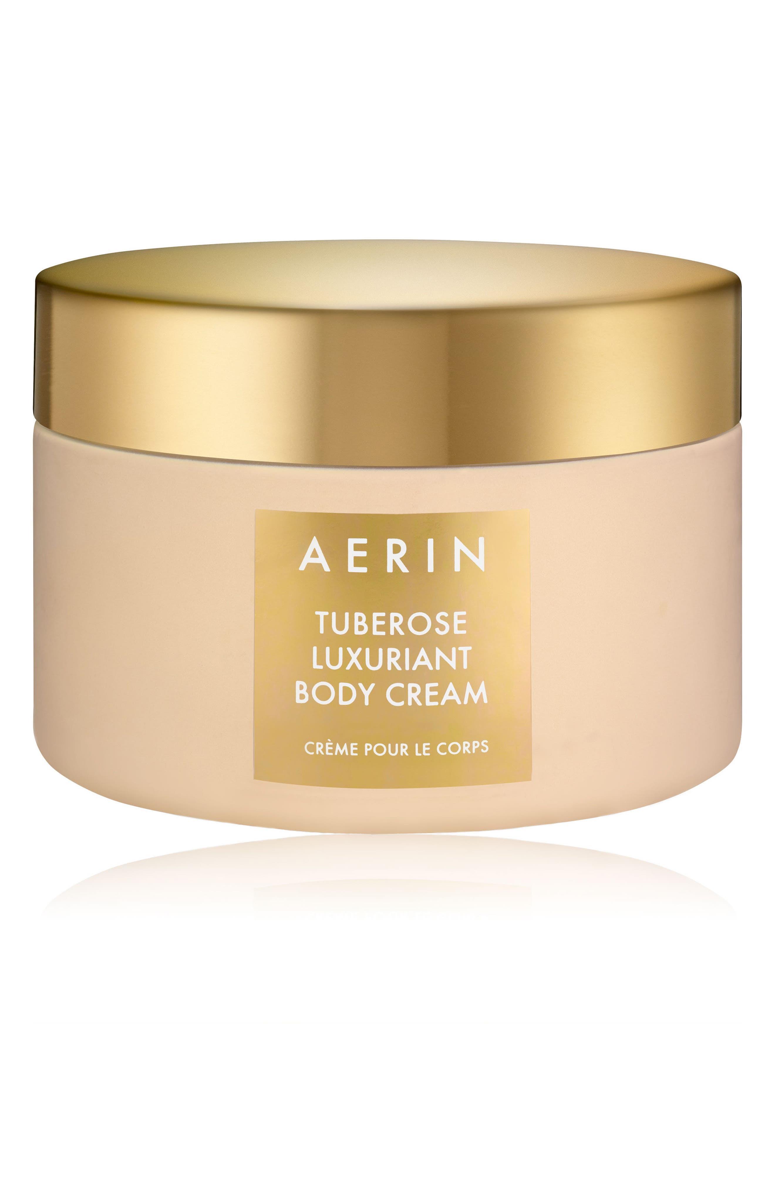 AERIN Beauty Tuberose Luxuriant Body Cream,                             Main thumbnail 1, color,