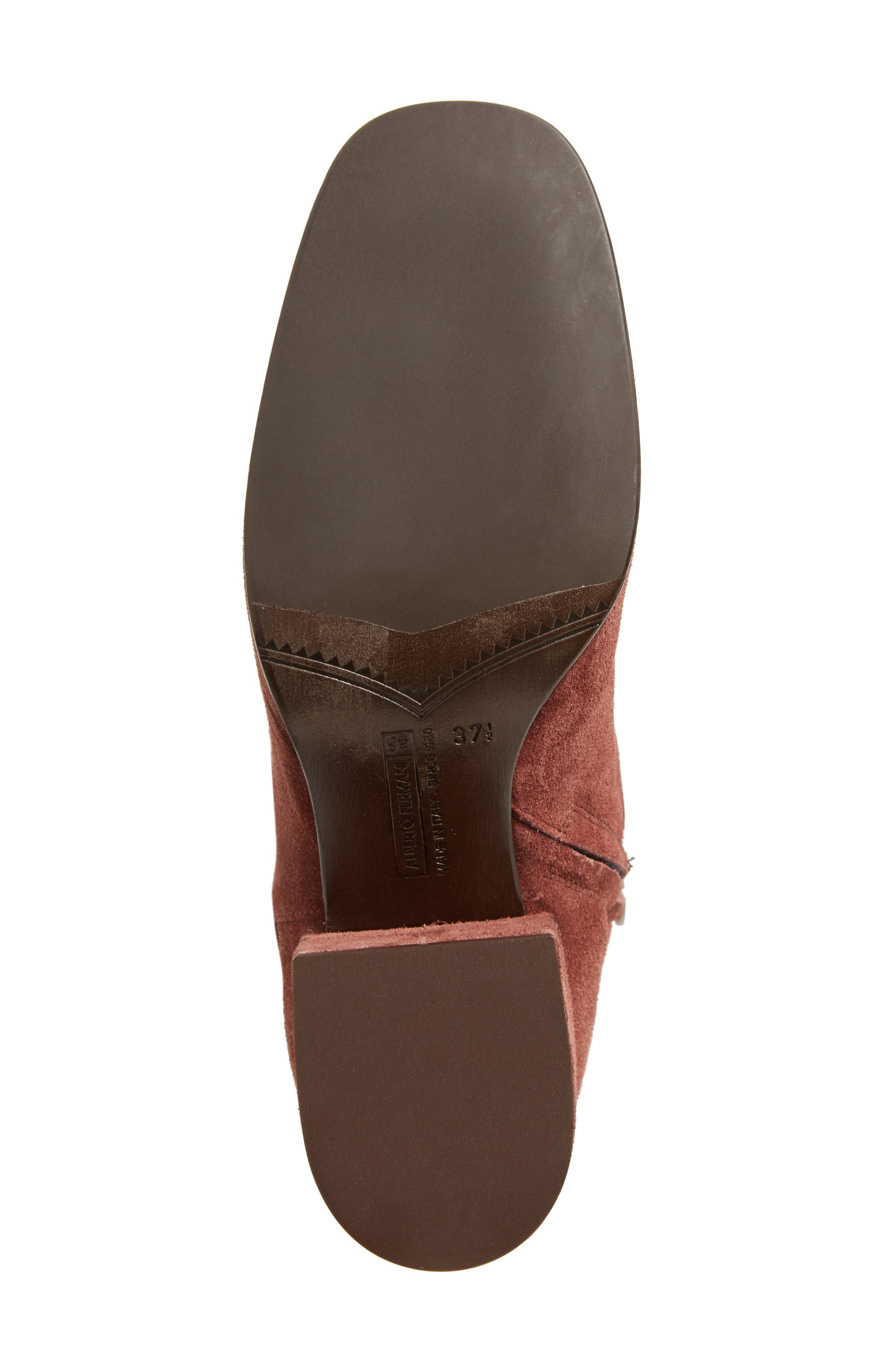 Delia Over the Knee Boot,                             Alternate thumbnail 6, color,                             930
