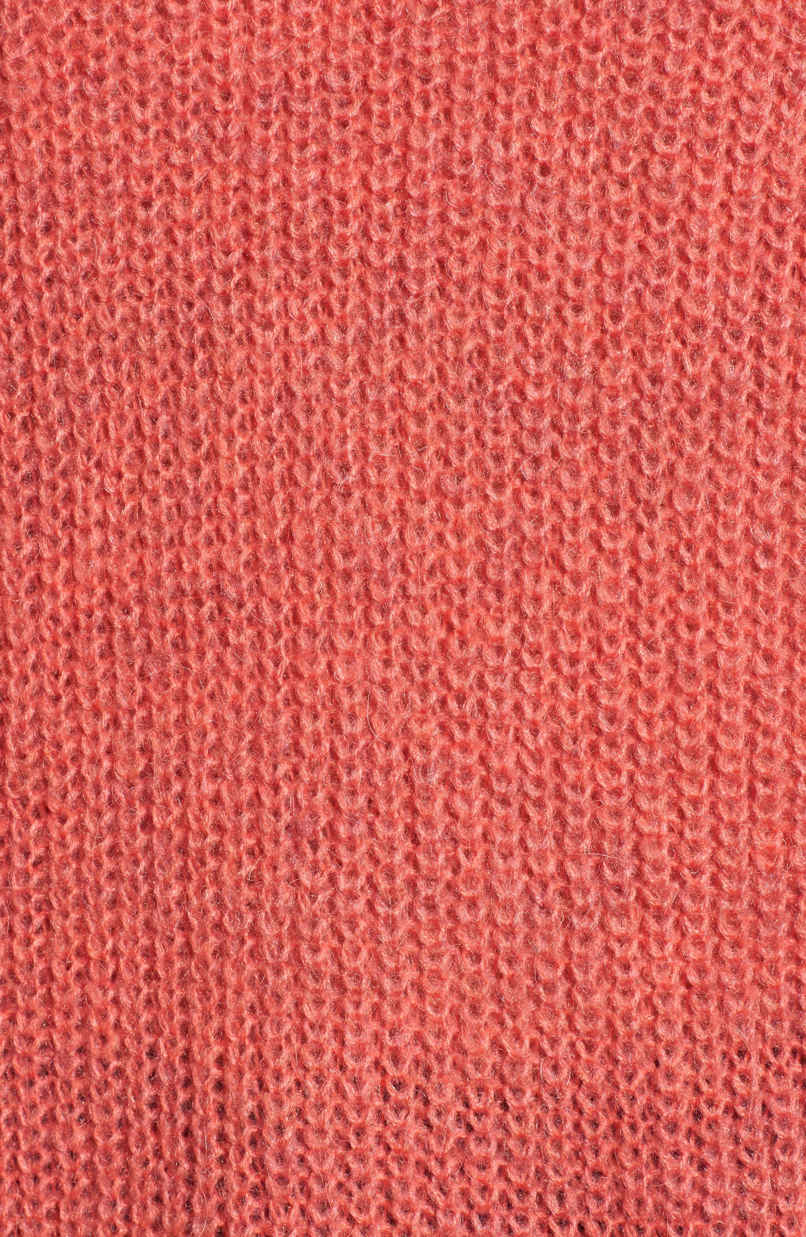 Seam Detail V-Neck Tunic,                             Alternate thumbnail 20, color,