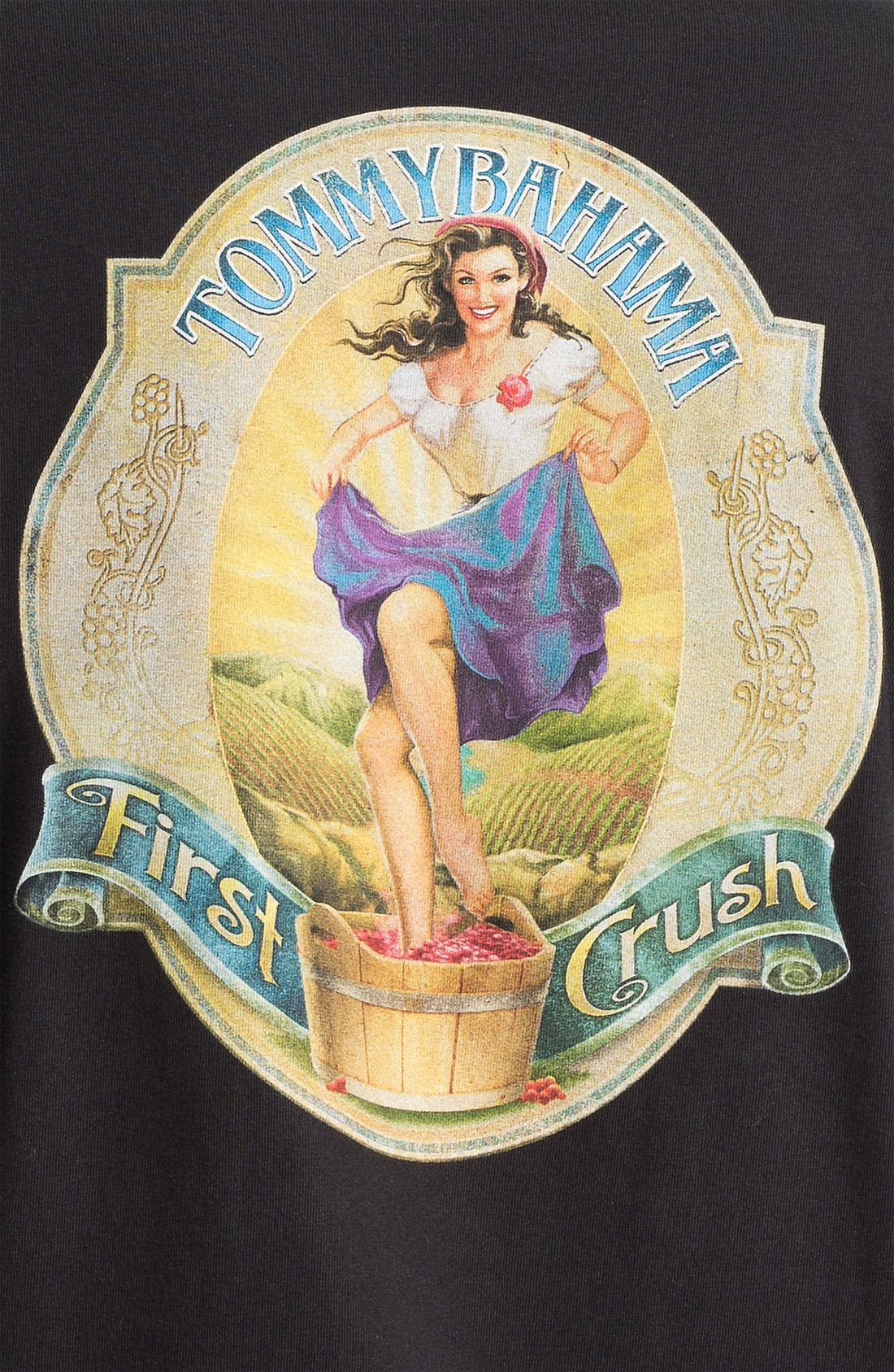 'First Crush' T-Shirt,                             Alternate thumbnail 2, color,                             001