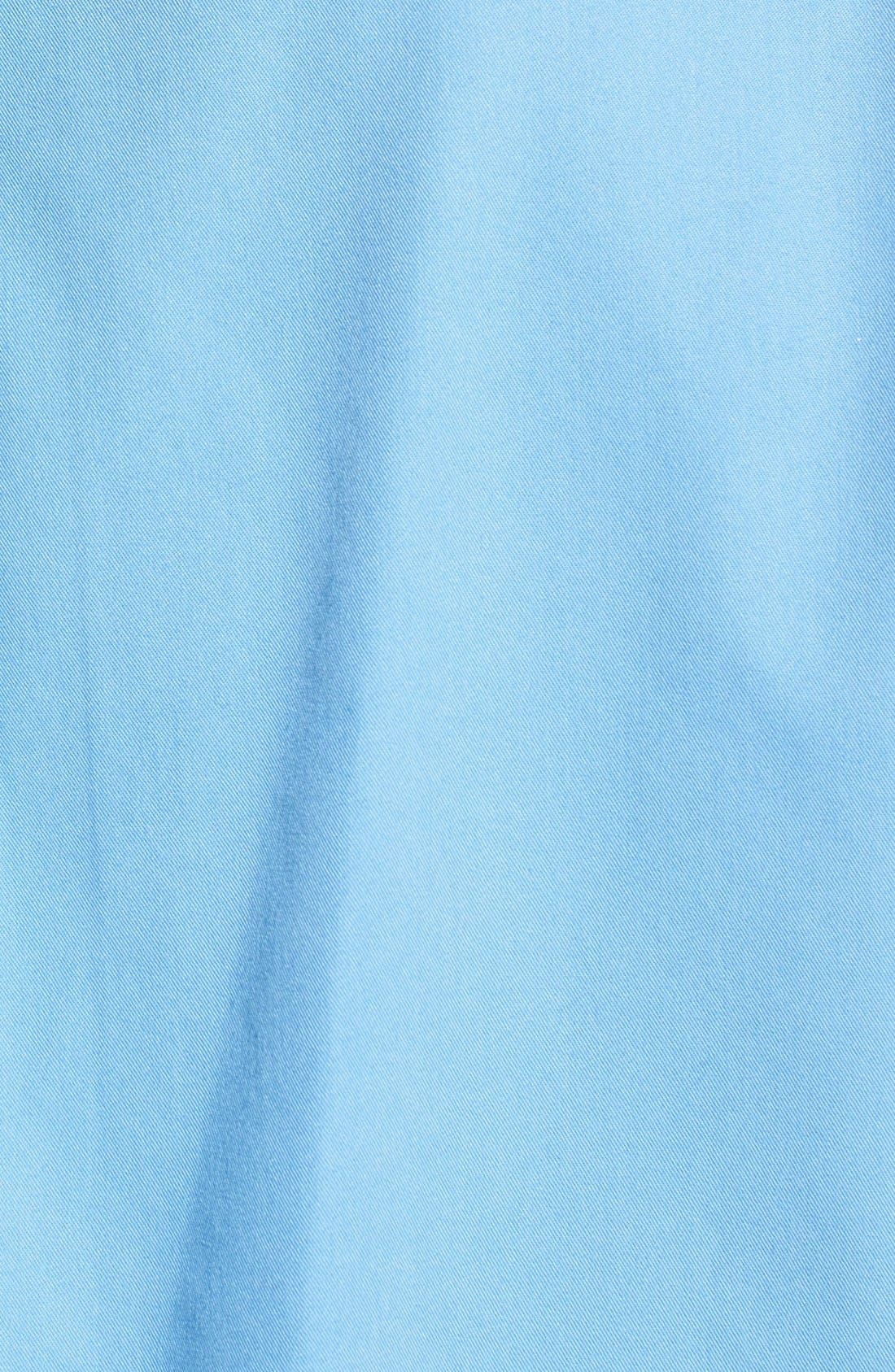 Smartcare<sup>™</sup> Traditional Fit Twill Boat Shirt,                             Alternate thumbnail 60, color,