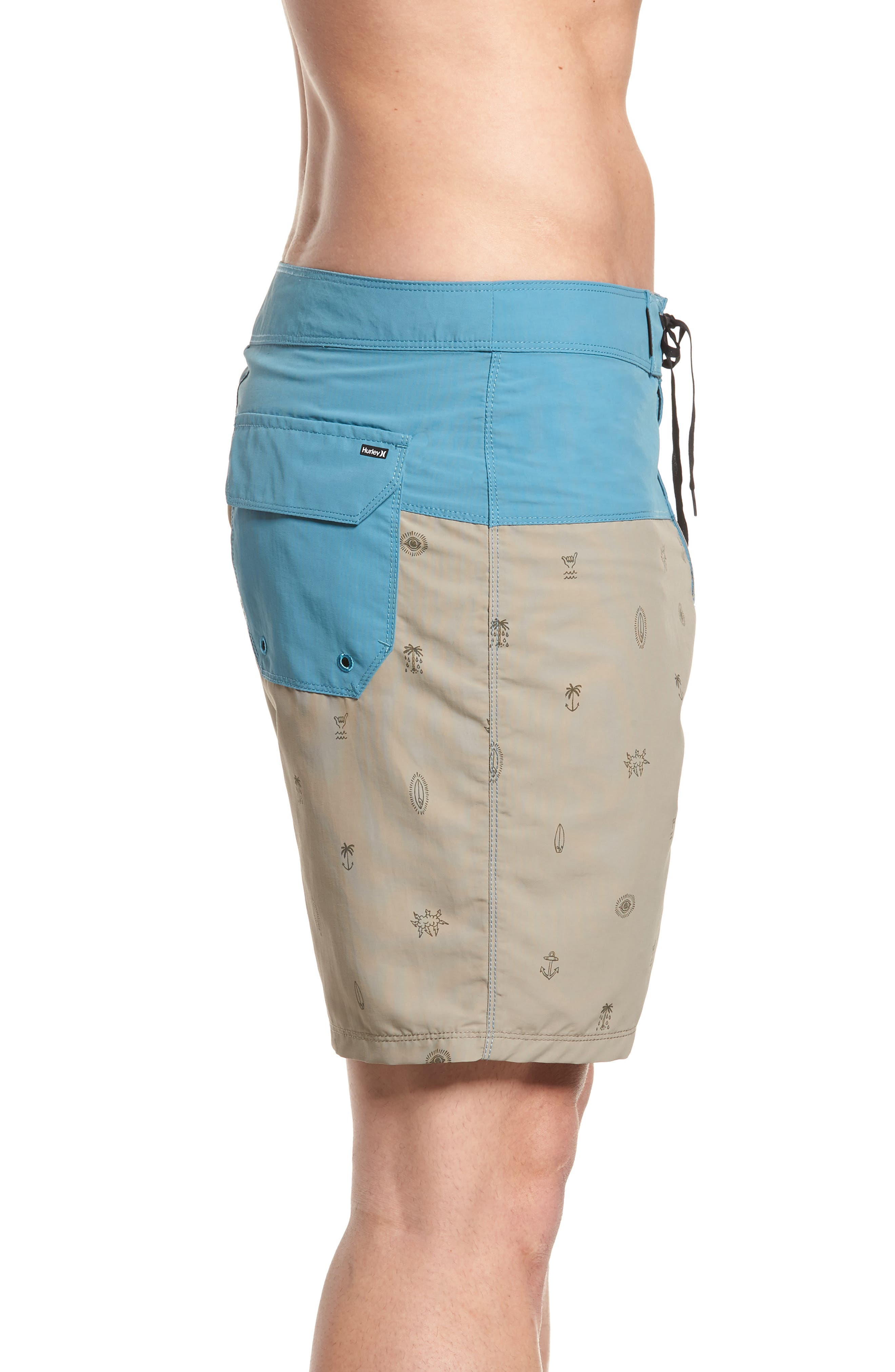 School Yards Board Shorts,                             Alternate thumbnail 6, color,