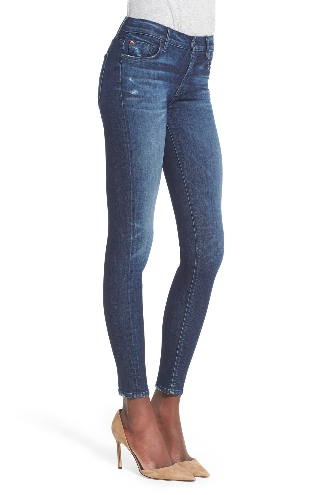 'Nico' Super Skinny Jeans,                             Alternate thumbnail 26, color,