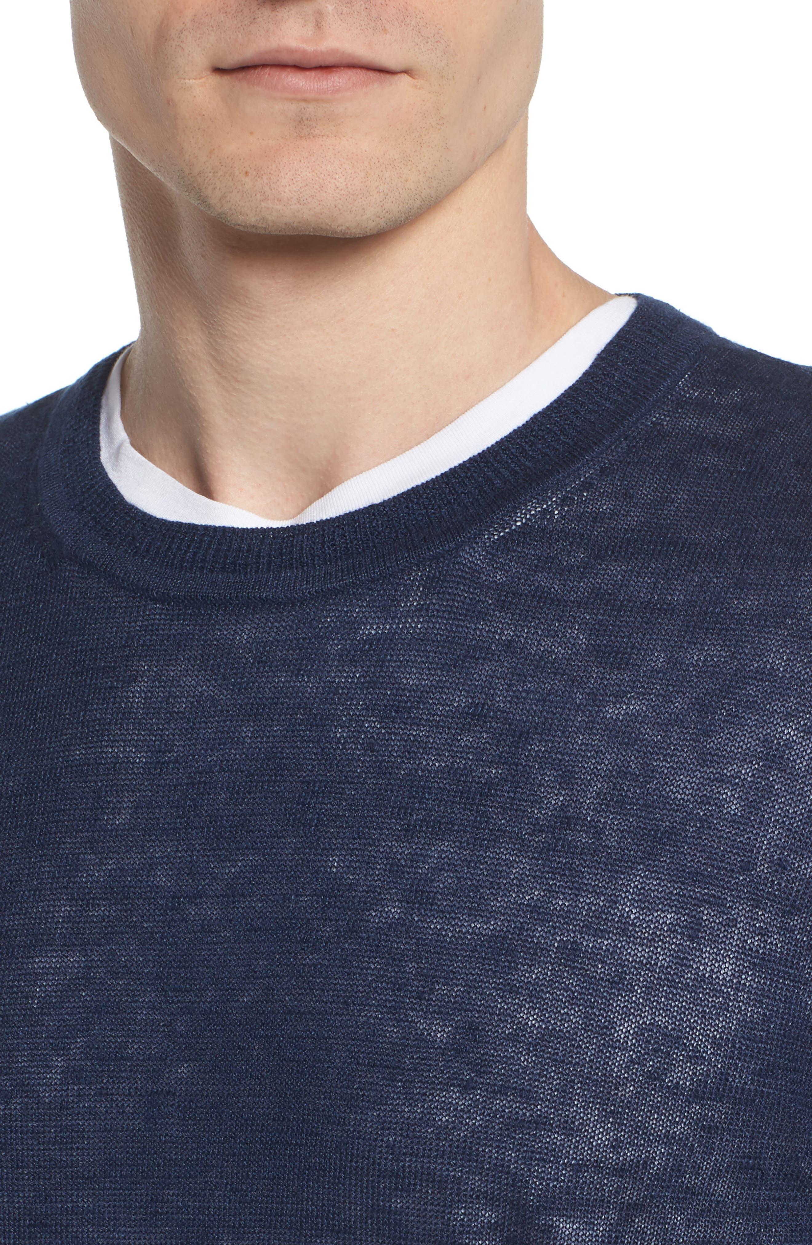 Heyward Long Sleeve T-Shirt,                             Alternate thumbnail 8, color,