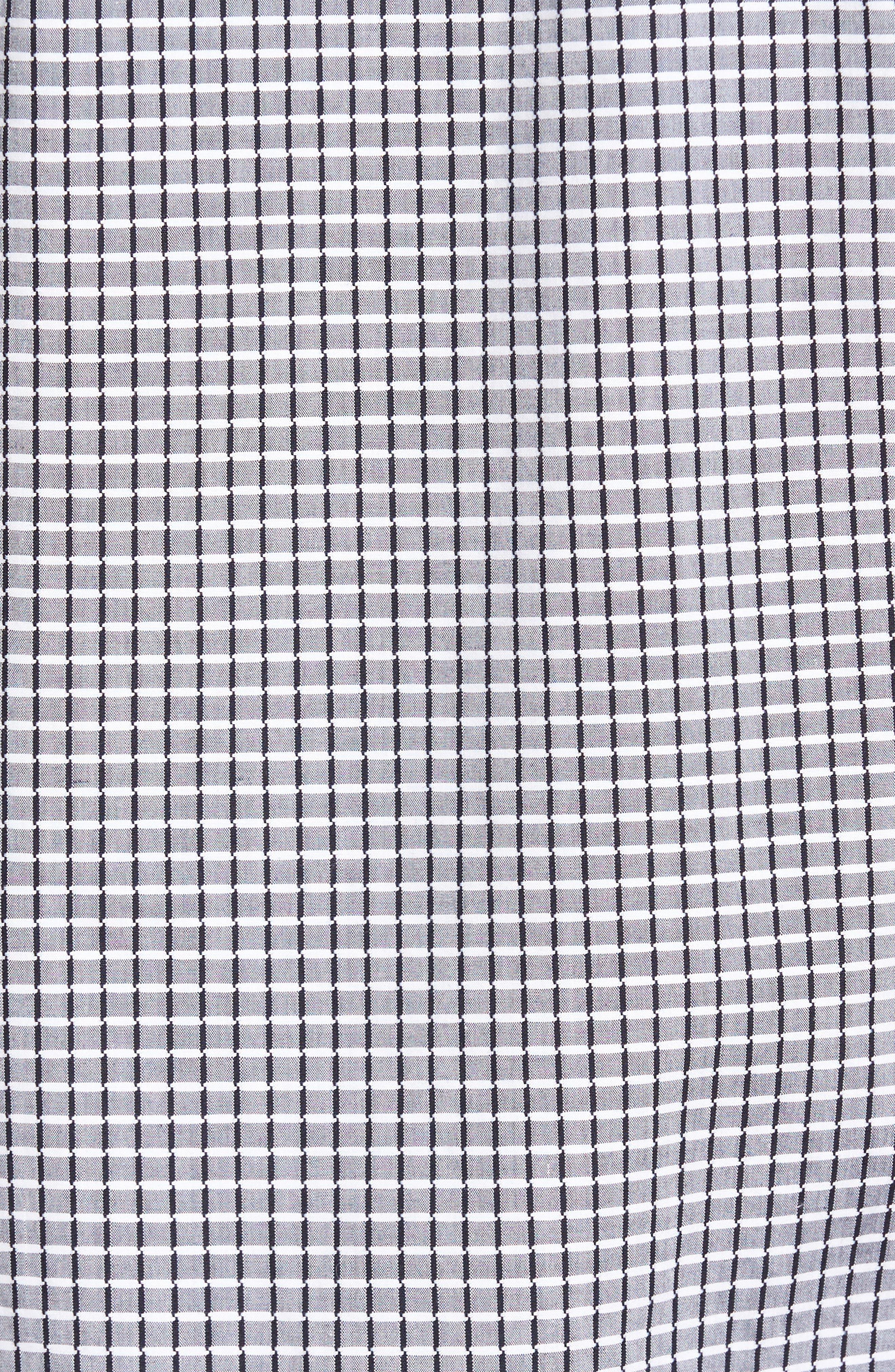 Ronn Check Sport Shirt,                             Alternate thumbnail 5, color,                             402