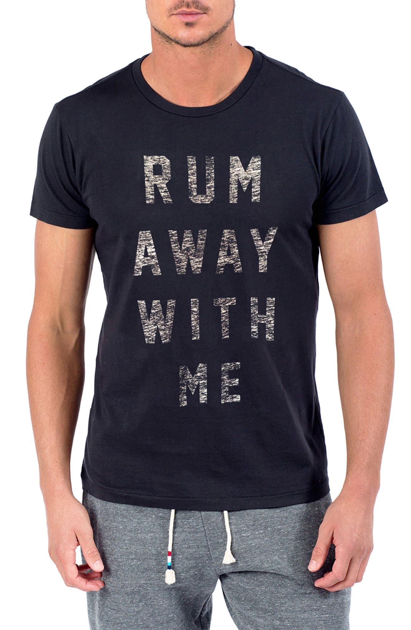 Rum Away T-Shirt,                         Main,                         color, 002