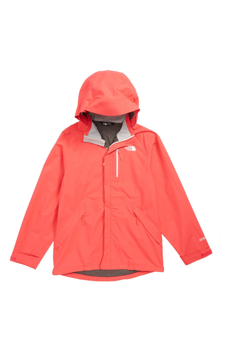 cd8fa2951 The North Face Dryzzle Gore-Tex® Waterproof Jacket (Big Girls ...