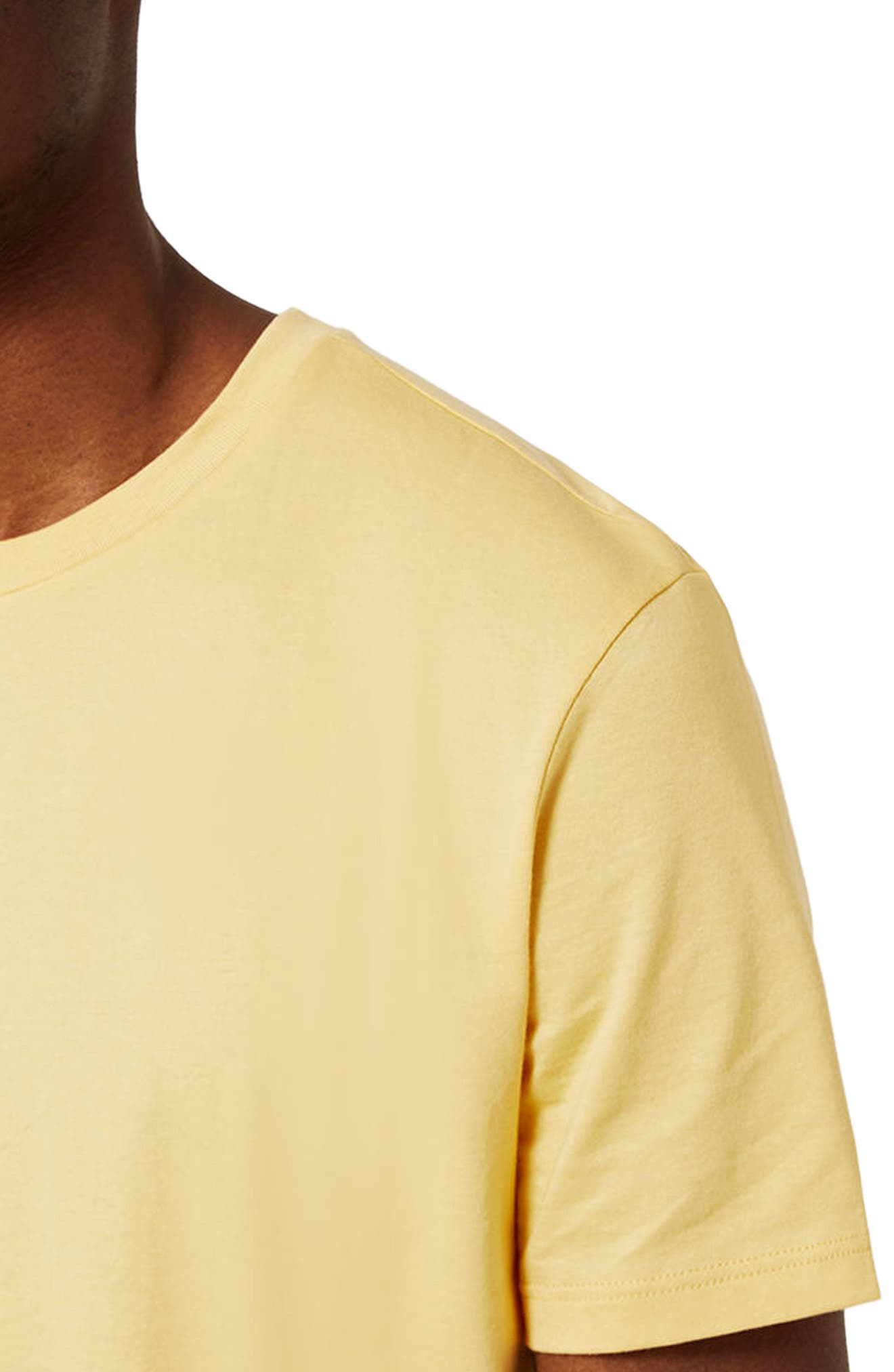 Slim Fit Crewneck T-Shirt,                             Alternate thumbnail 280, color,