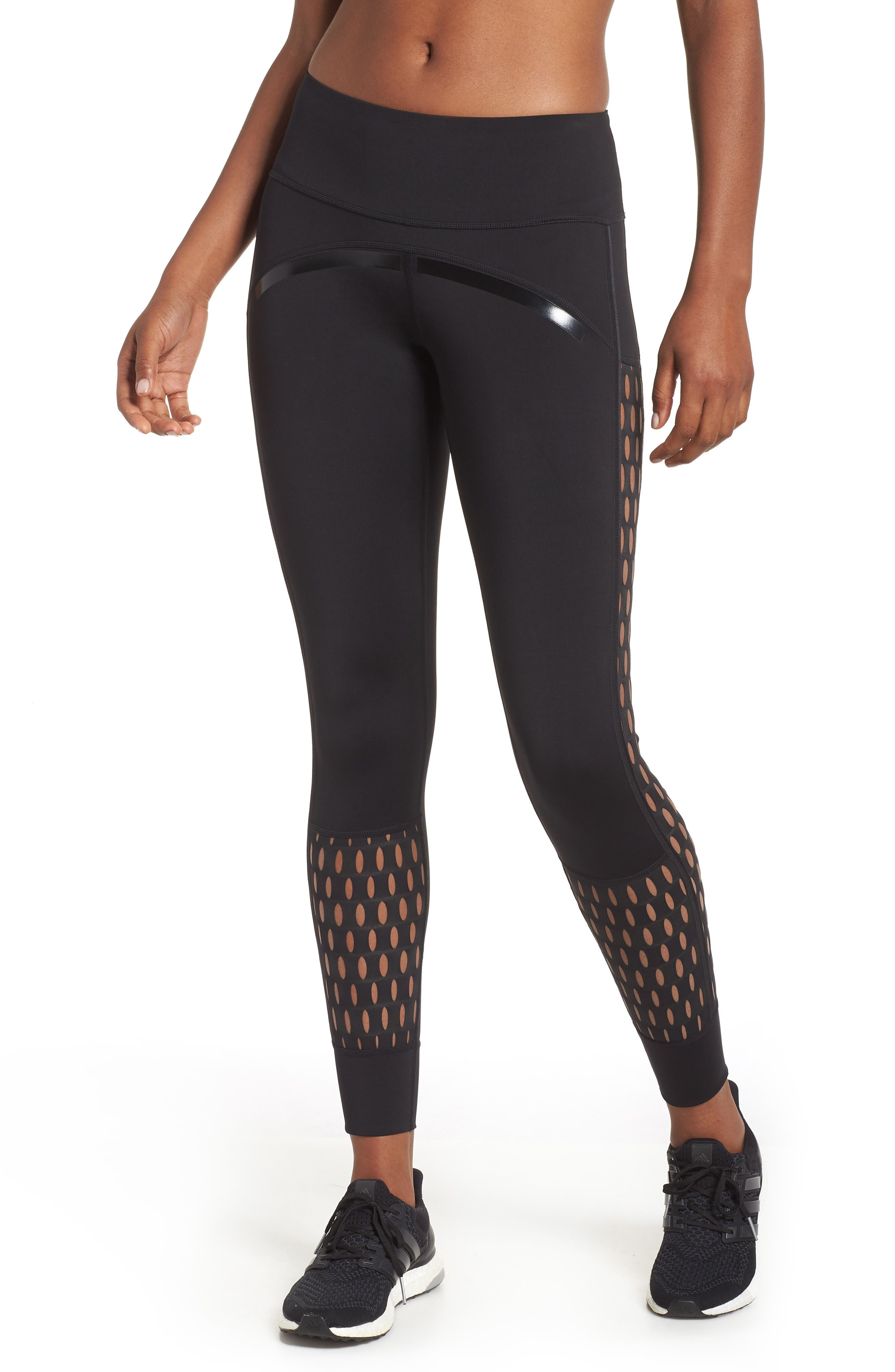 Run Training Tights,                             Main thumbnail 1, color,                             001
