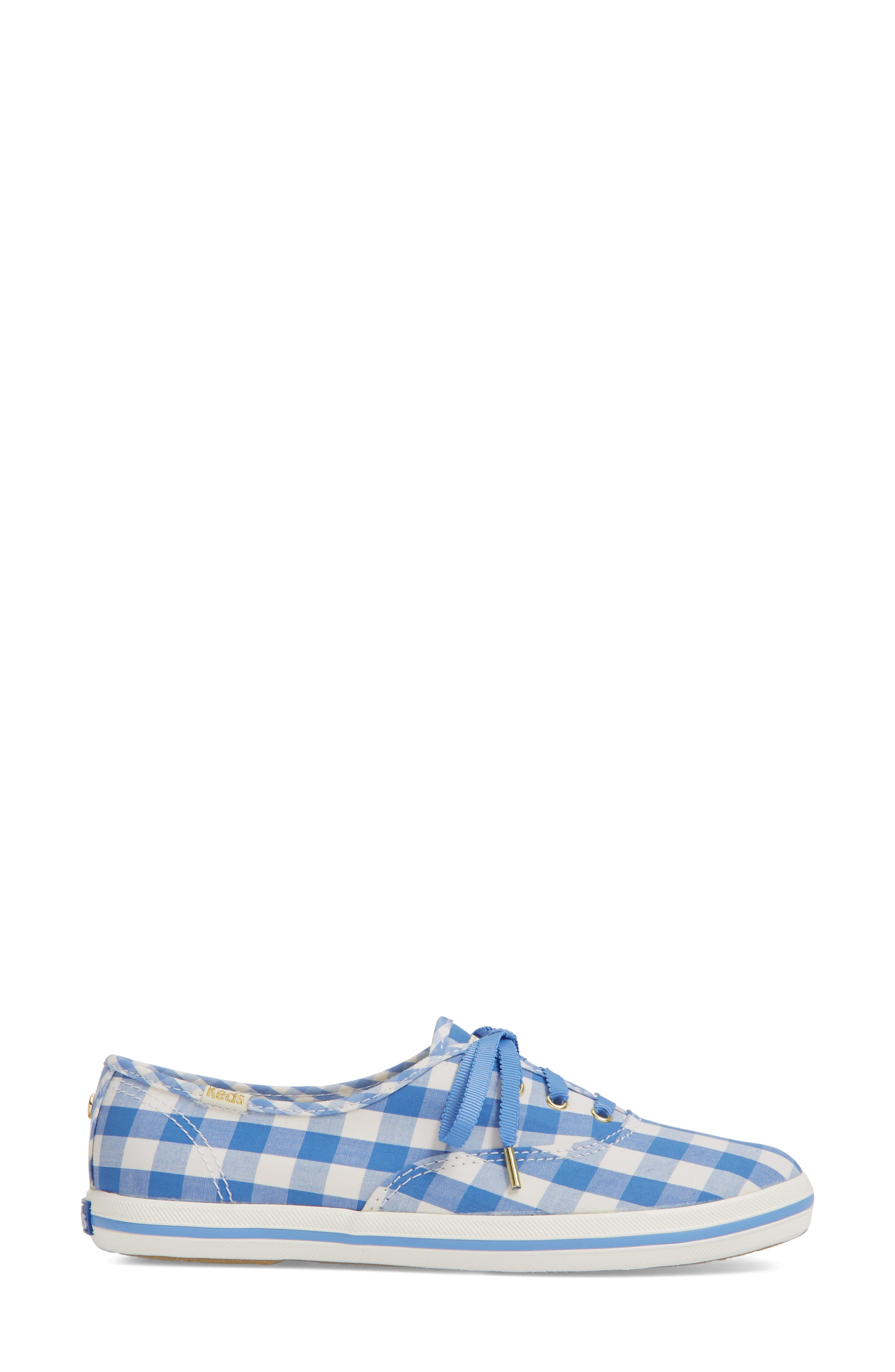 champion gingham sneaker,                             Alternate thumbnail 6, color,