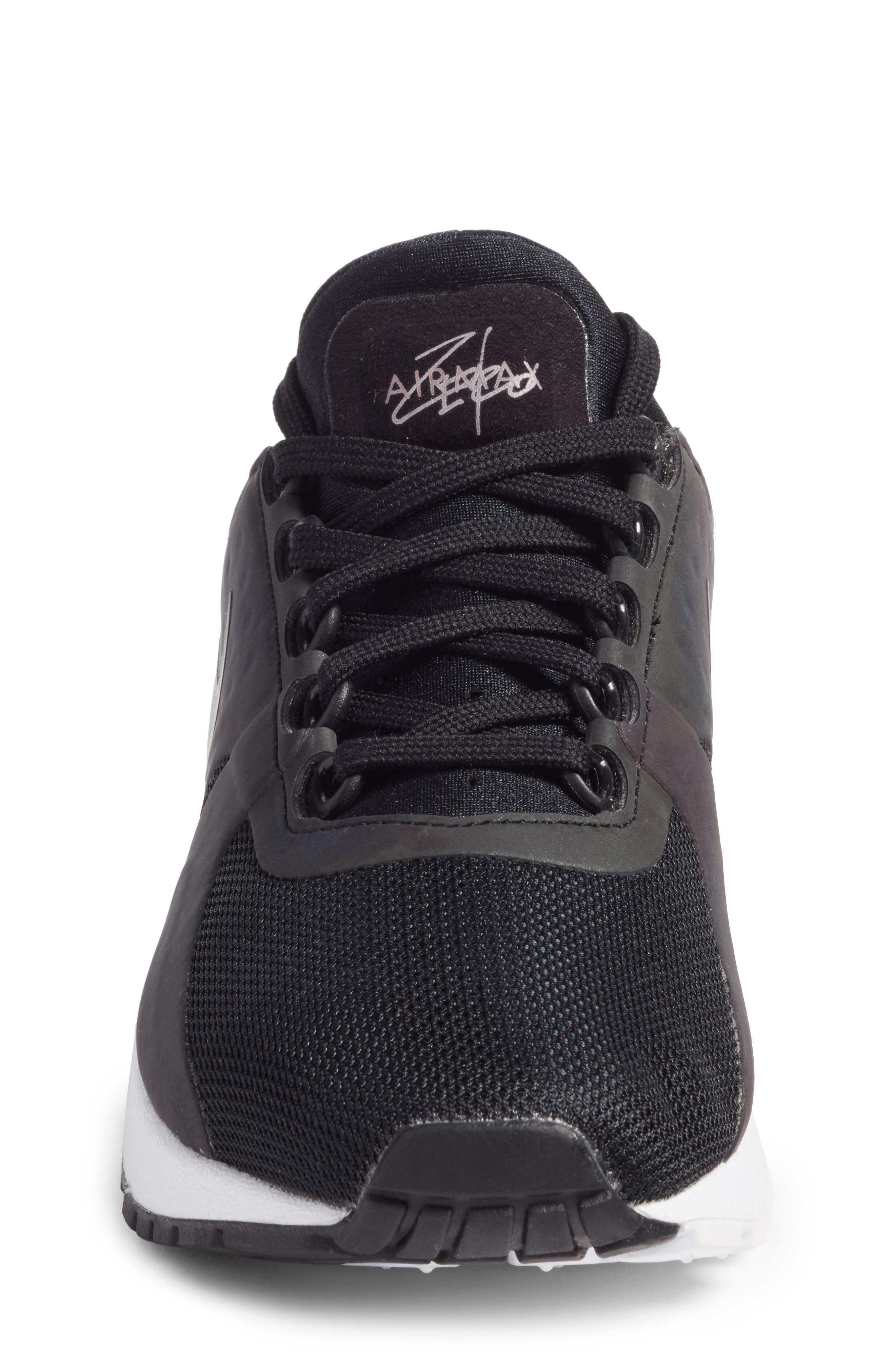 Air Max Zero Sneaker,                             Alternate thumbnail 4, color,
