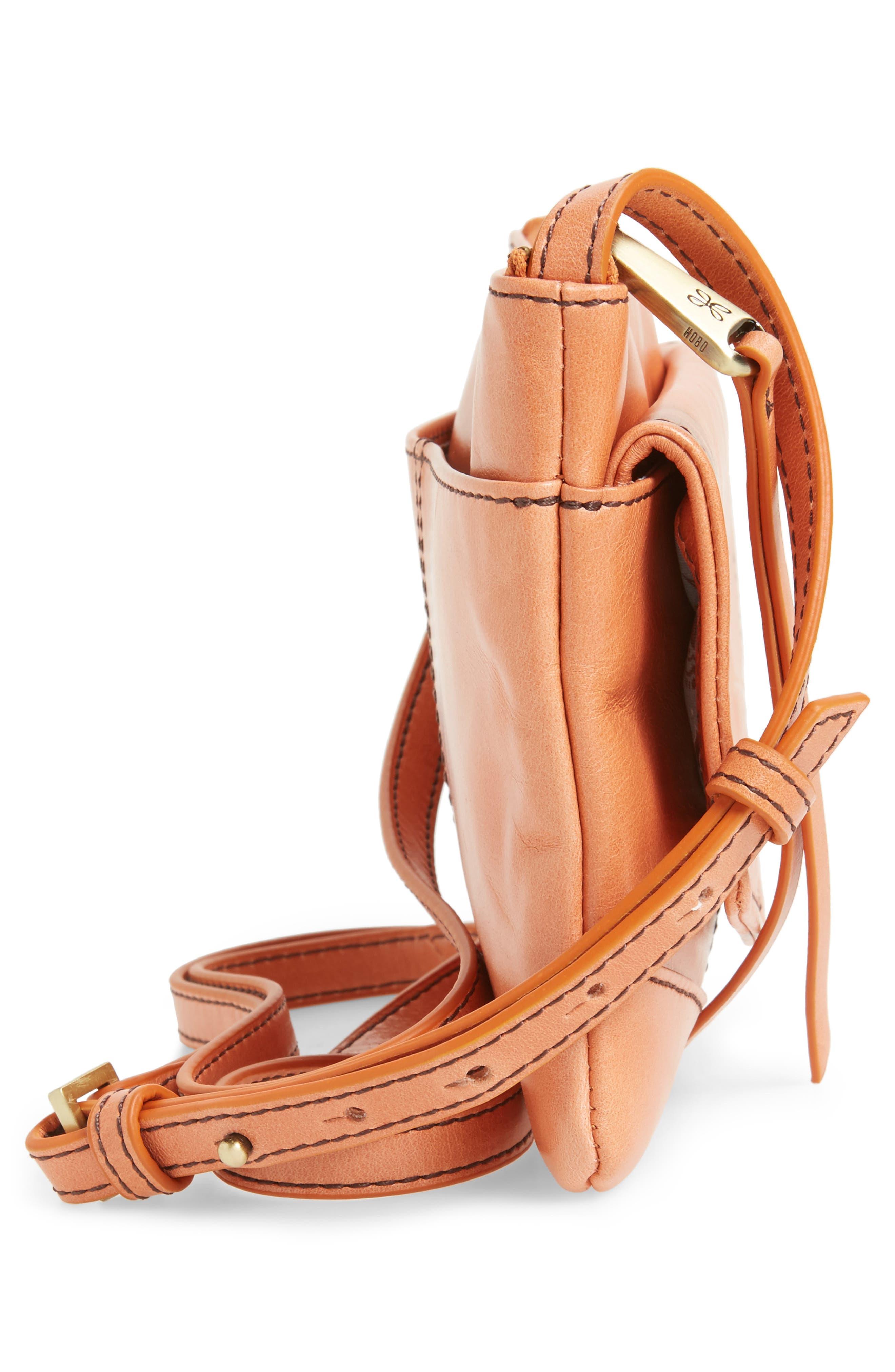 Amble Leather Crossbody Bag,                             Alternate thumbnail 55, color,