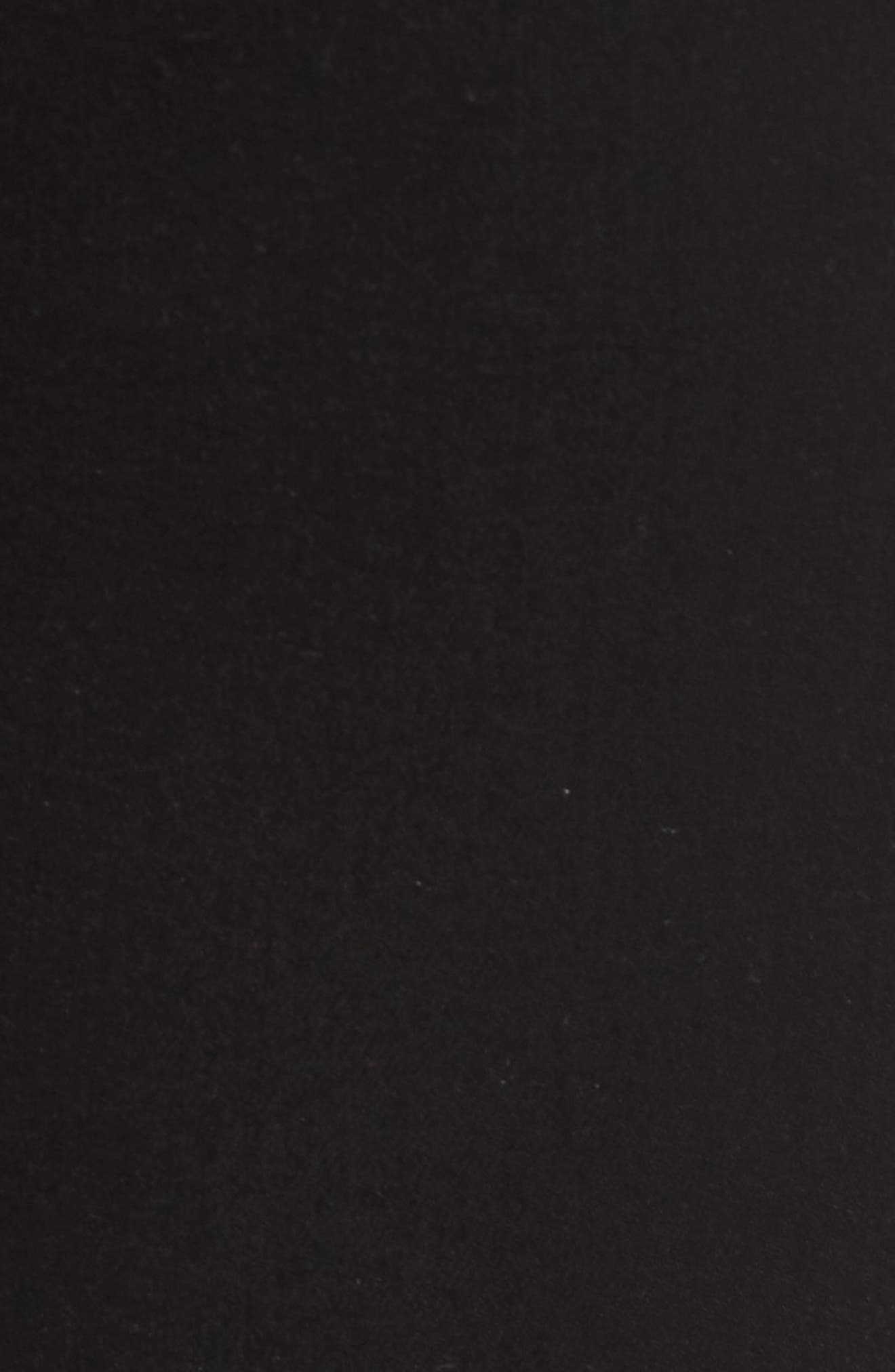 Skinny Jeans,                             Alternate thumbnail 6, color,                             RICHE TOUCH BLACK NOIR