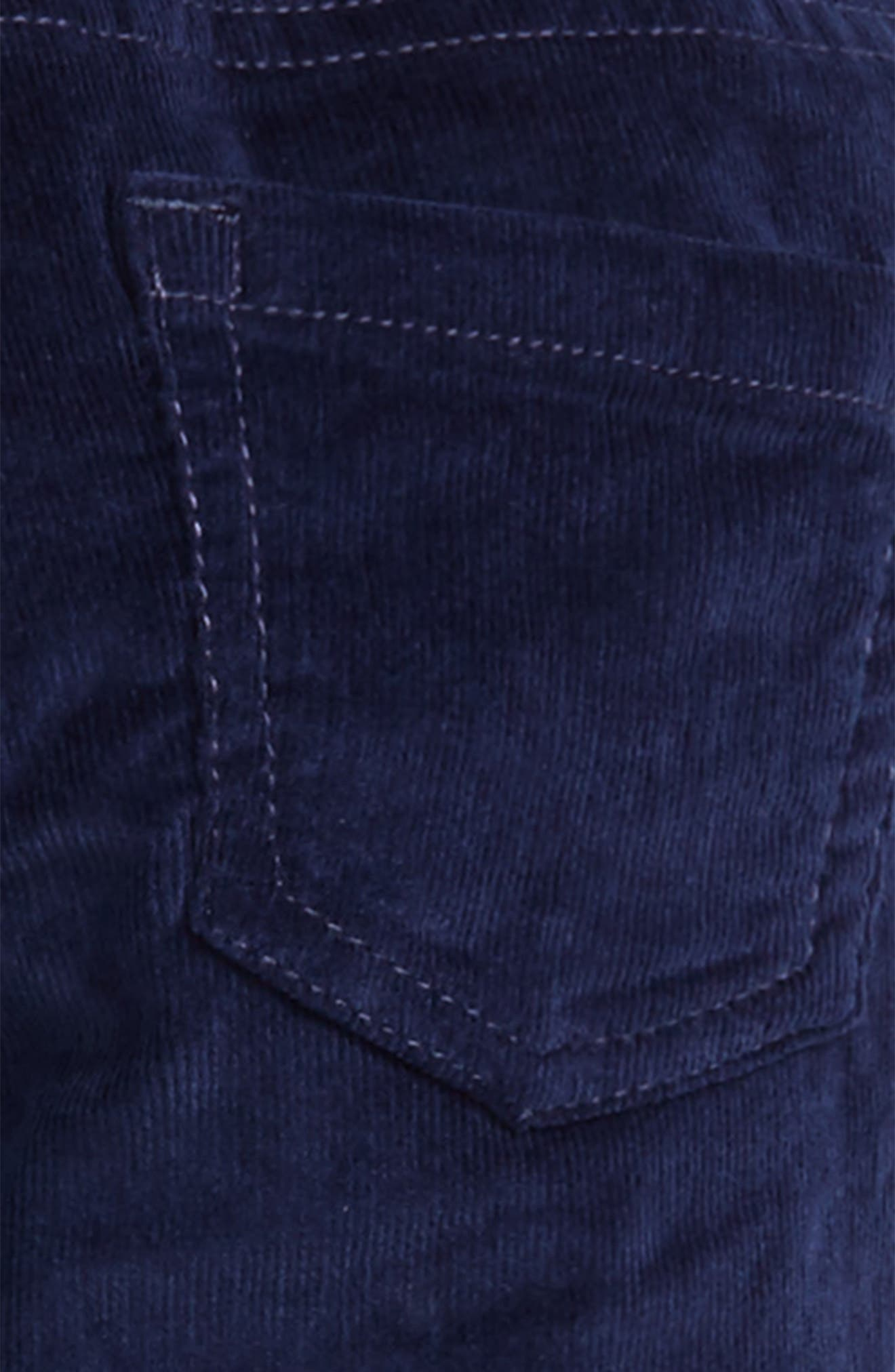 Corduroy Leggings,                             Alternate thumbnail 3, color,                             414