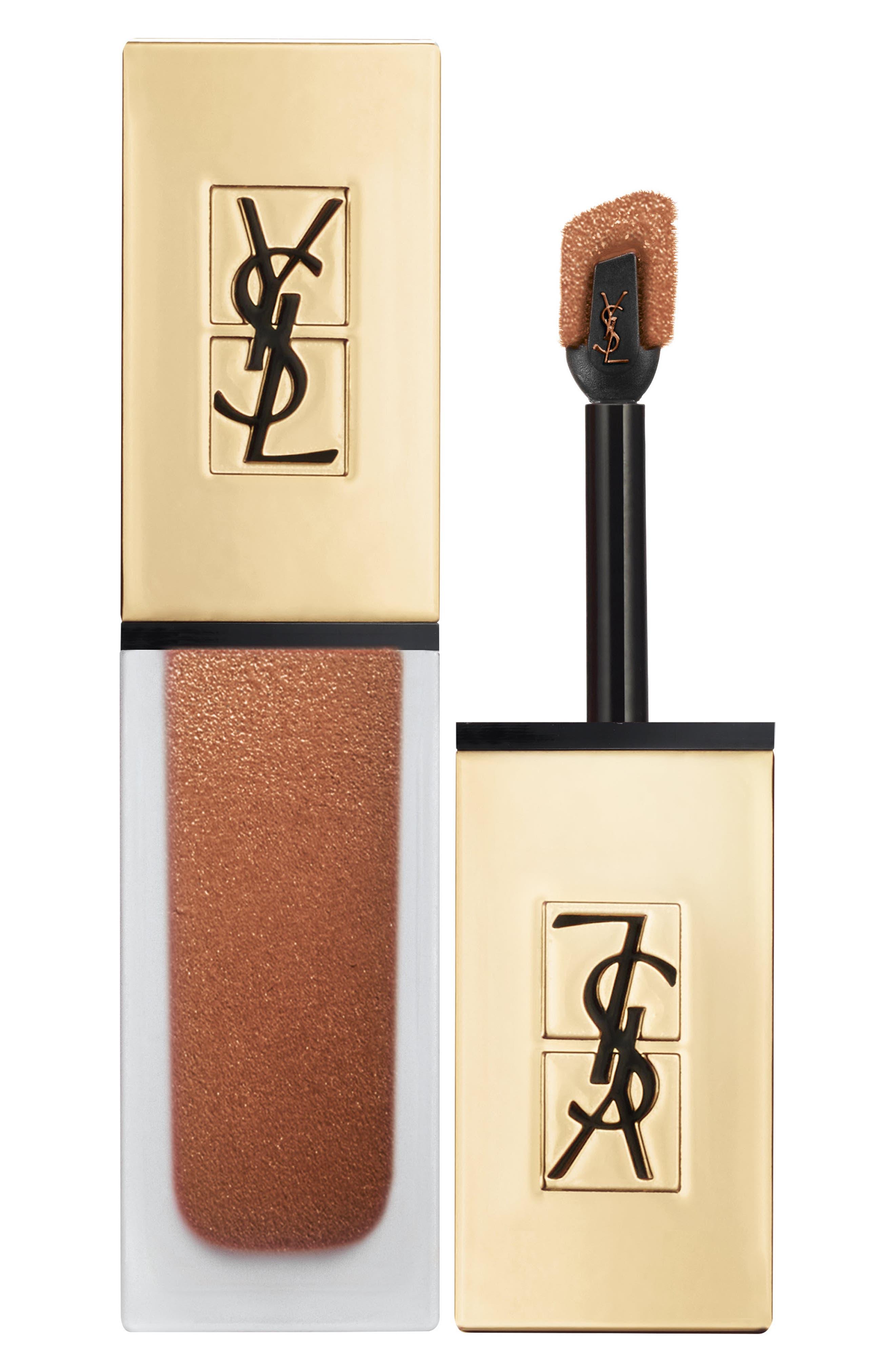 Tatouage Couture Metallics Liquid Lipstick,                             Main thumbnail 1, color,                             103 TRIBAL COPPER