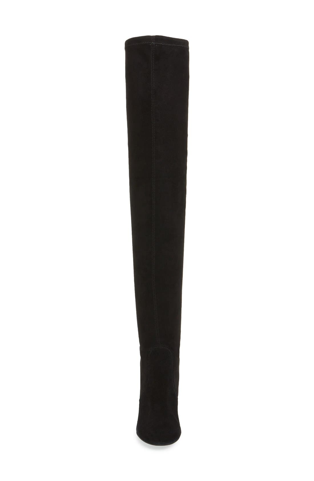 Sibyl Over the Knee Boot,                             Alternate thumbnail 3, color,                             003