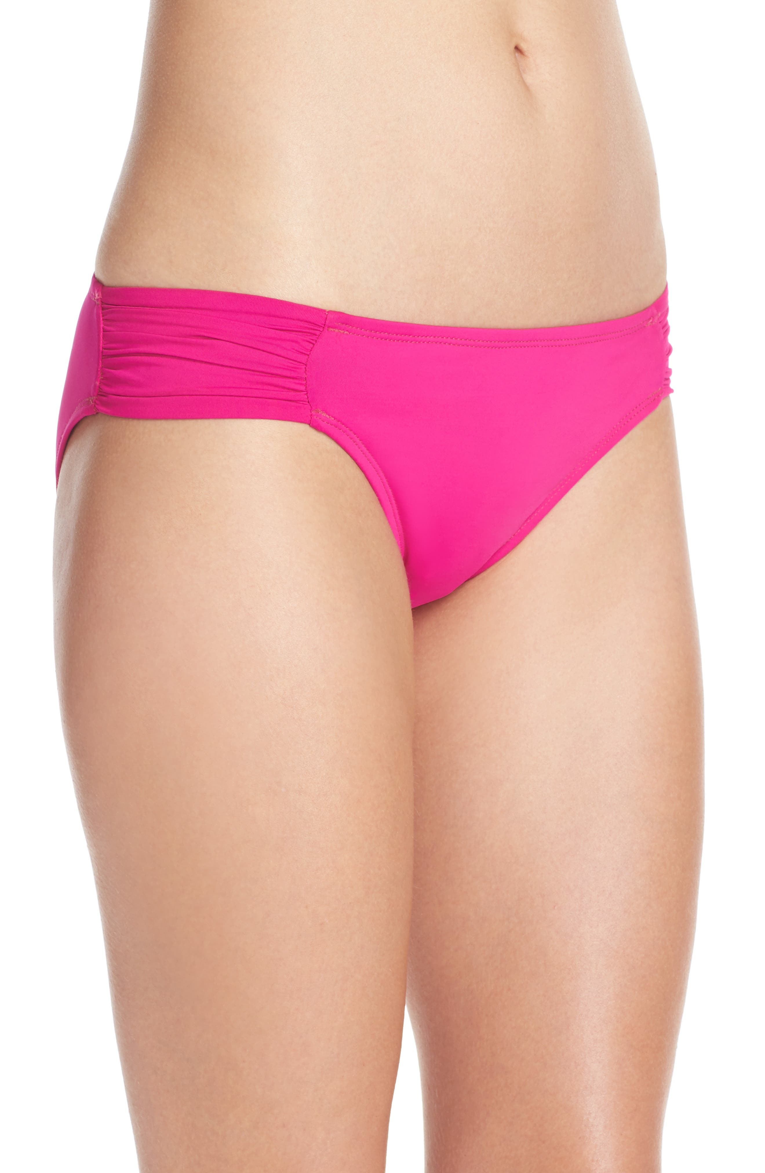 Island Goddess Hipster Bikini Bottoms,                             Alternate thumbnail 105, color,