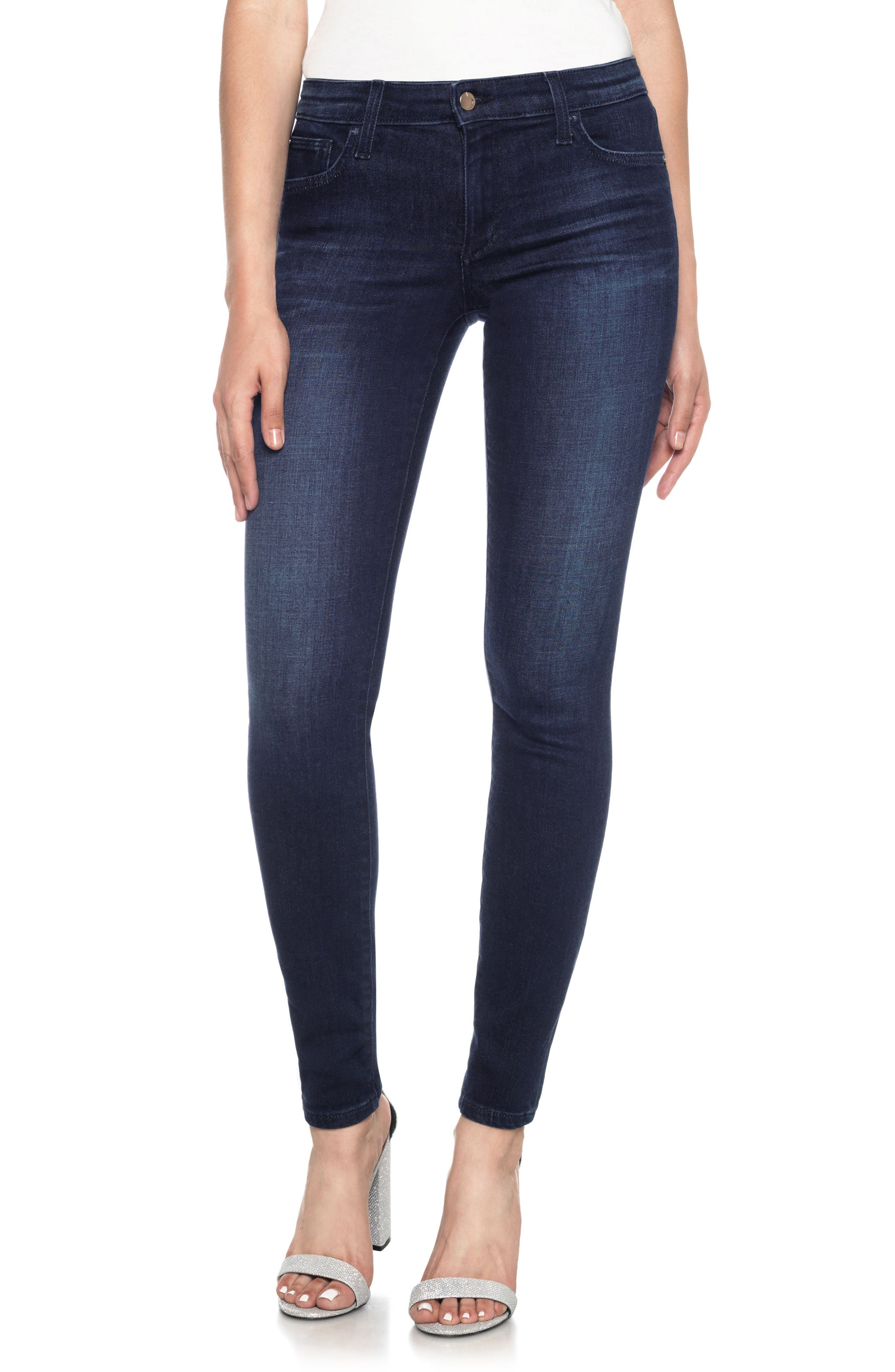 Honey Curvy Skinny Jeans,                         Main,                         color,