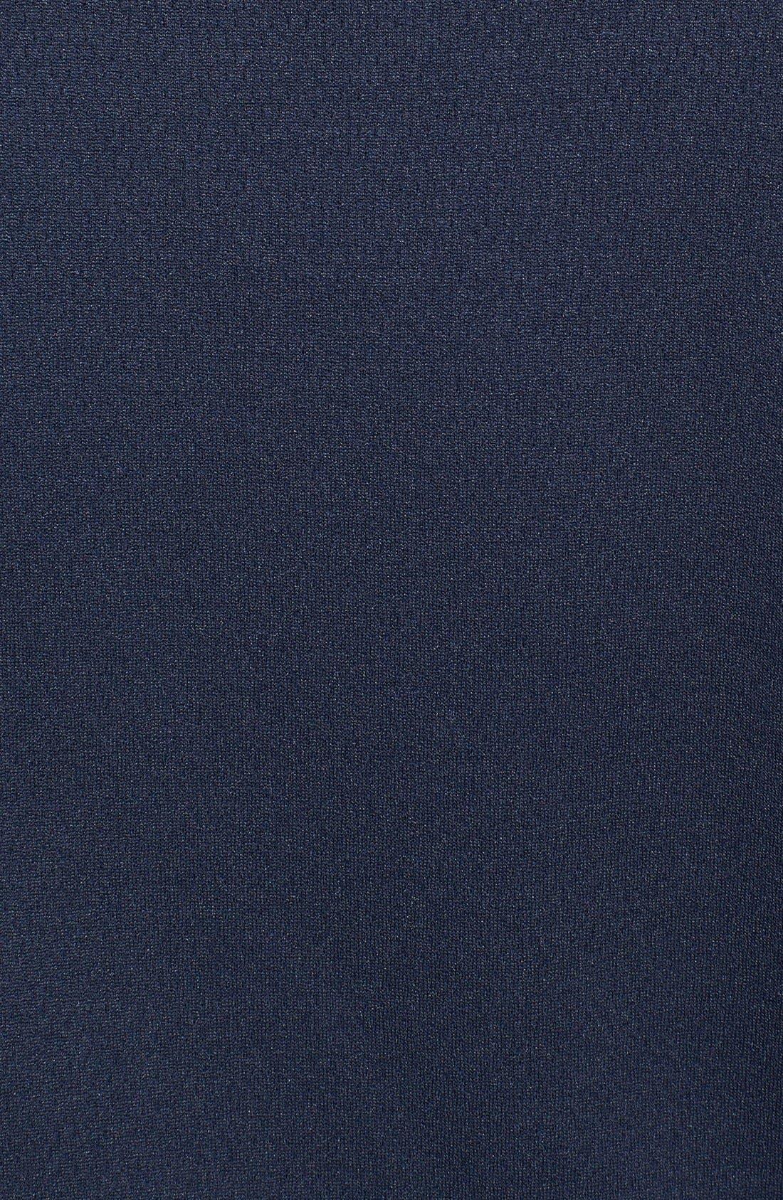 Chicago Bears - Edge DryTec Moisture Wicking Half Zip Pullover,                             Alternate thumbnail 3, color,