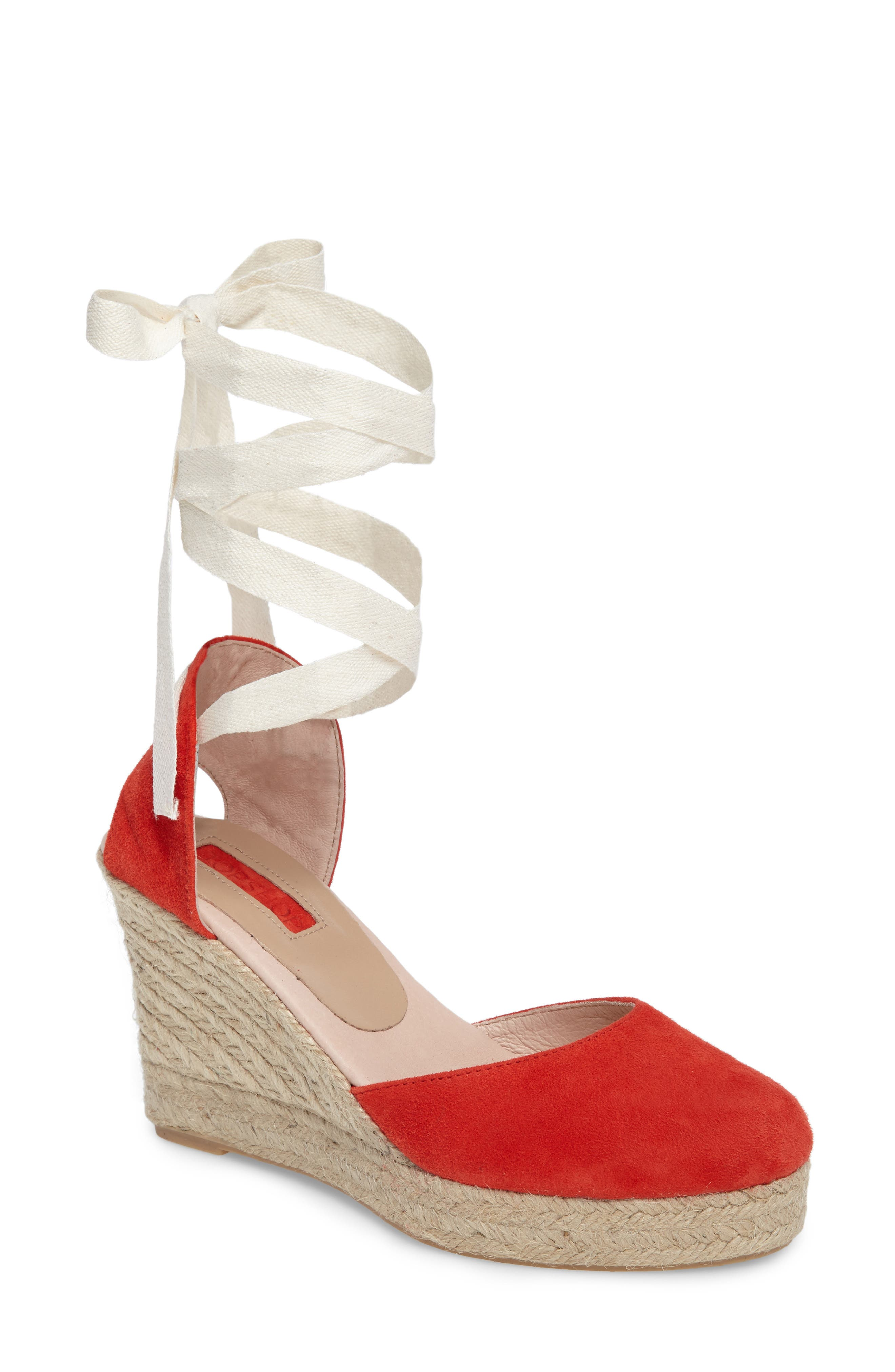 Warmth Espadrille Wedge,                             Main thumbnail 2, color,