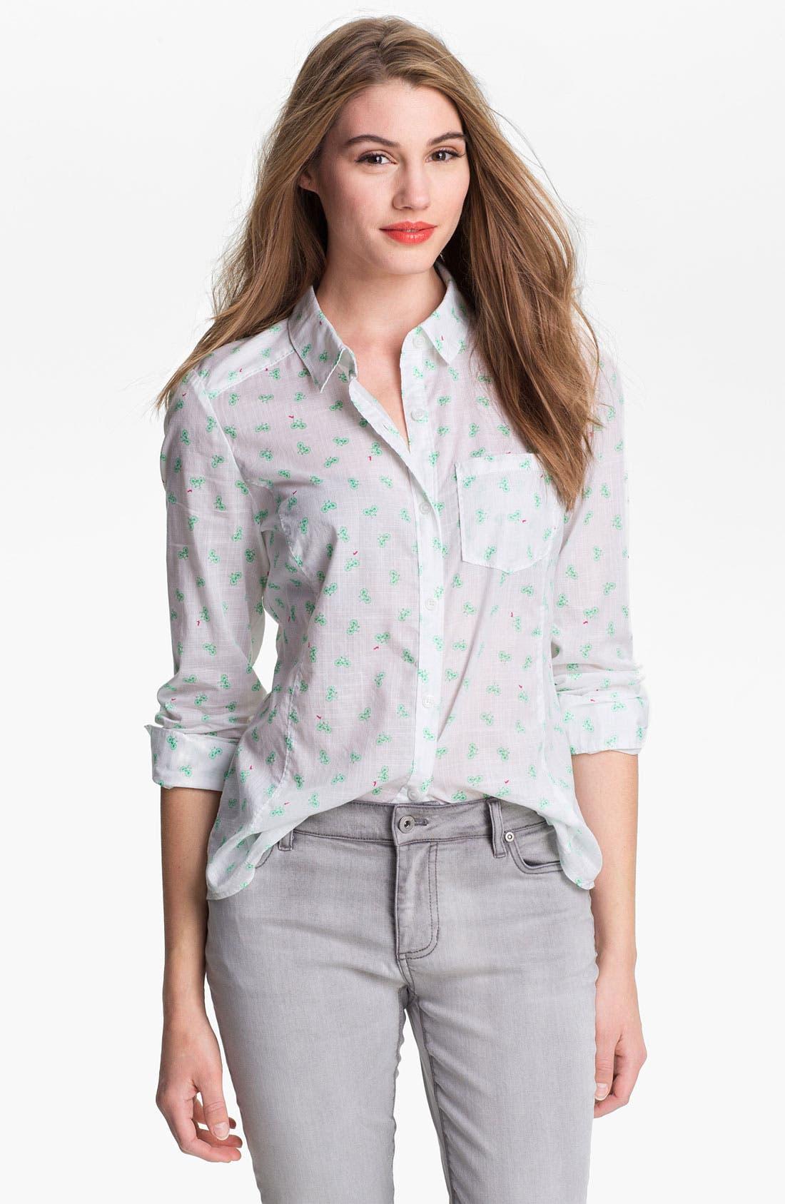 Long Sleeve Shirt,                             Main thumbnail 6, color,