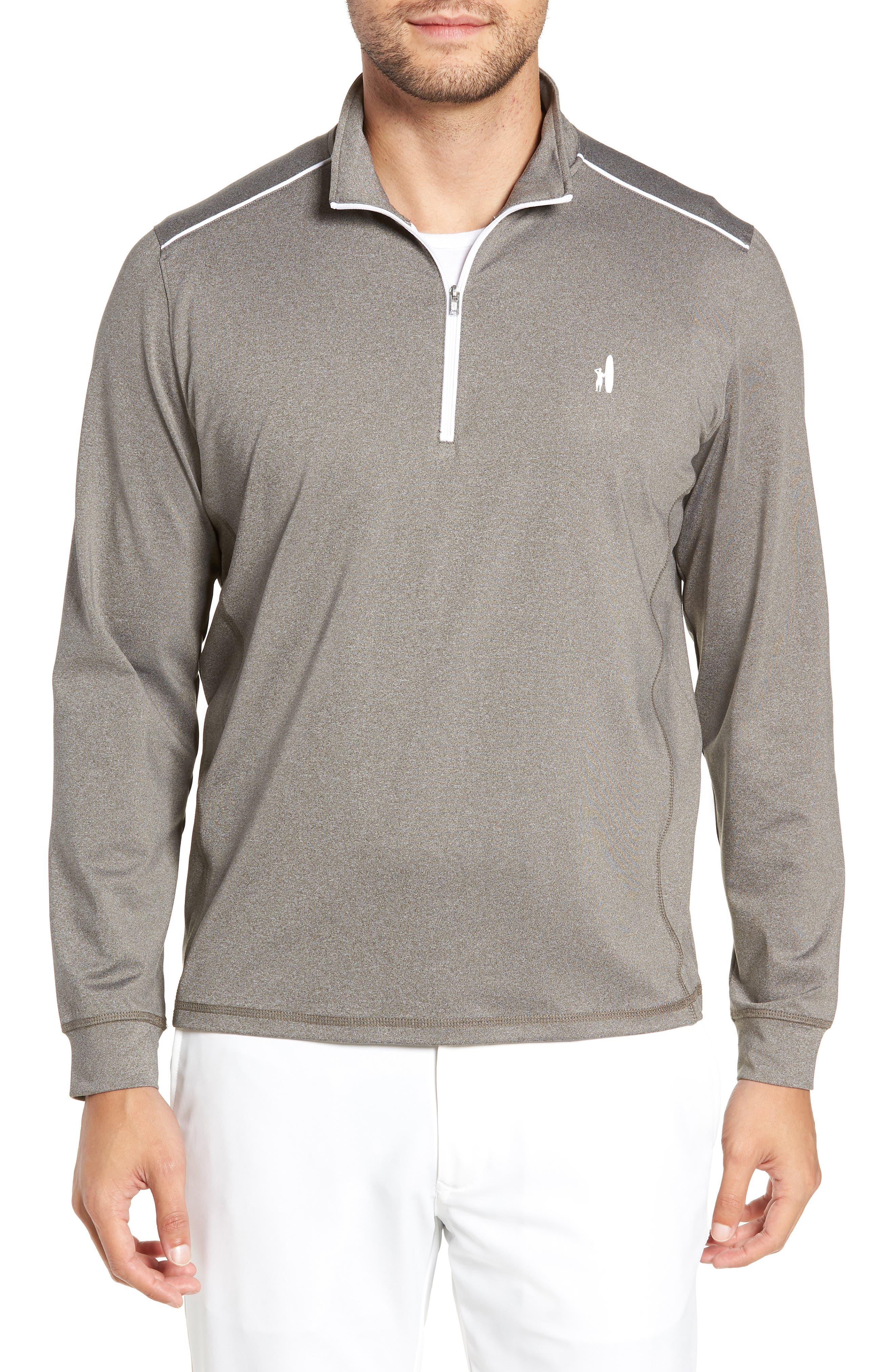 Lammie Regular Fit Quarter Zip Prep-Formance Pullover,                         Main,                         color, METEOR